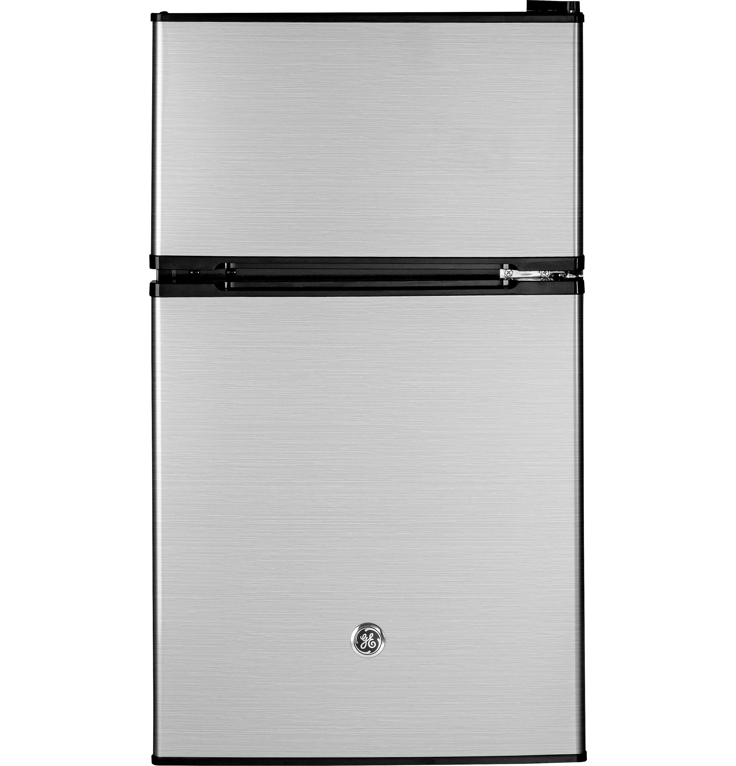 GE GE® Double-Door Compact Refrigerator
