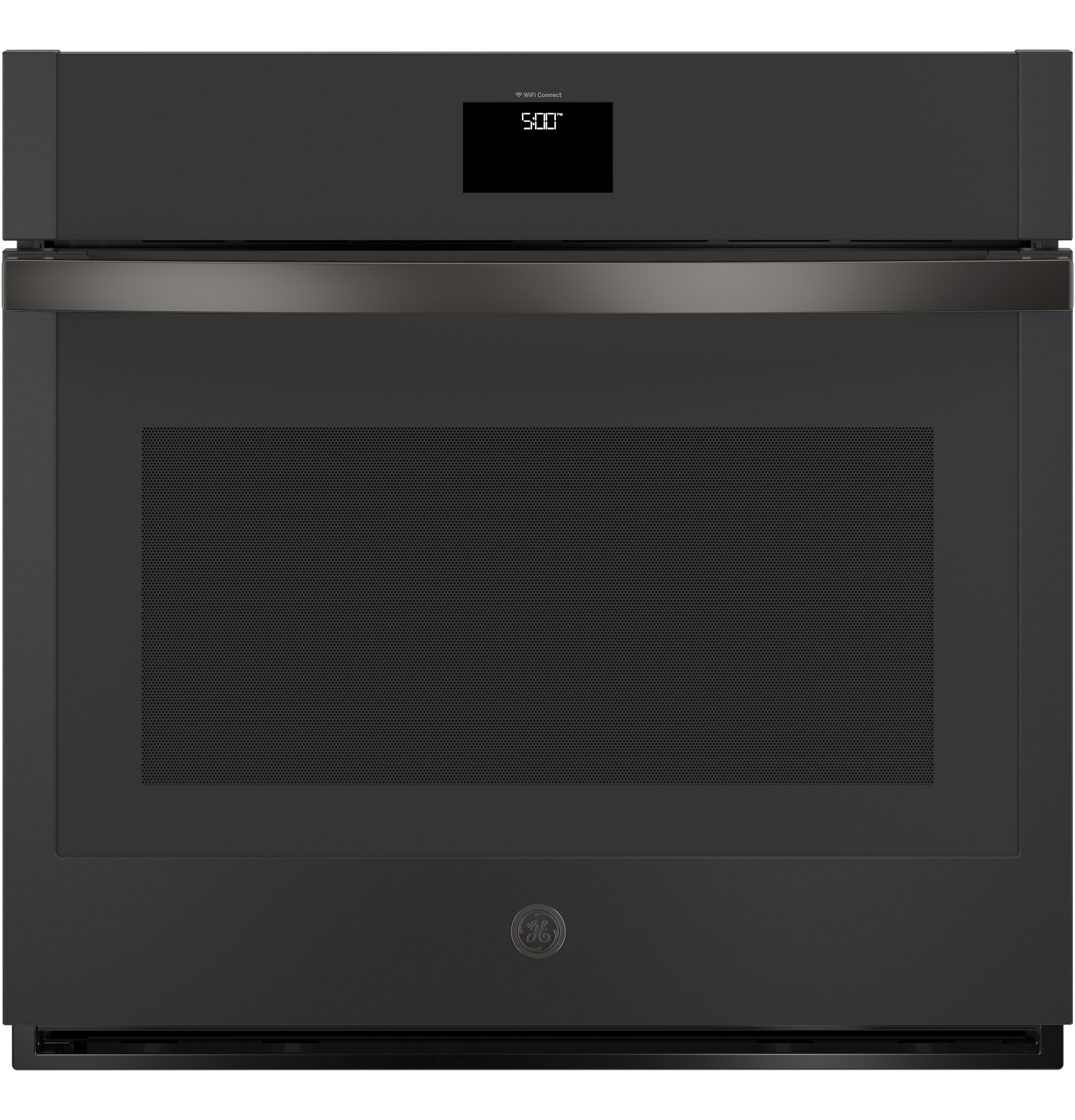 "Model: JTS5000FNDS | GE GE® 30"" Smart Built-In Self-Clean Convection Single Wall Oven with Never Scrub Racks"