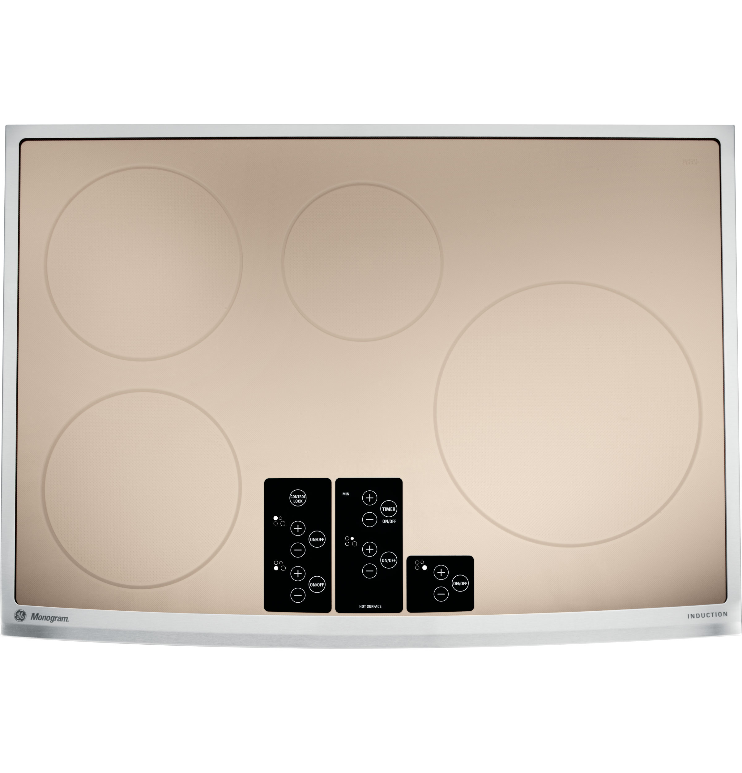 "Monogram GE Monogram® 30"" Induction Cooktop"