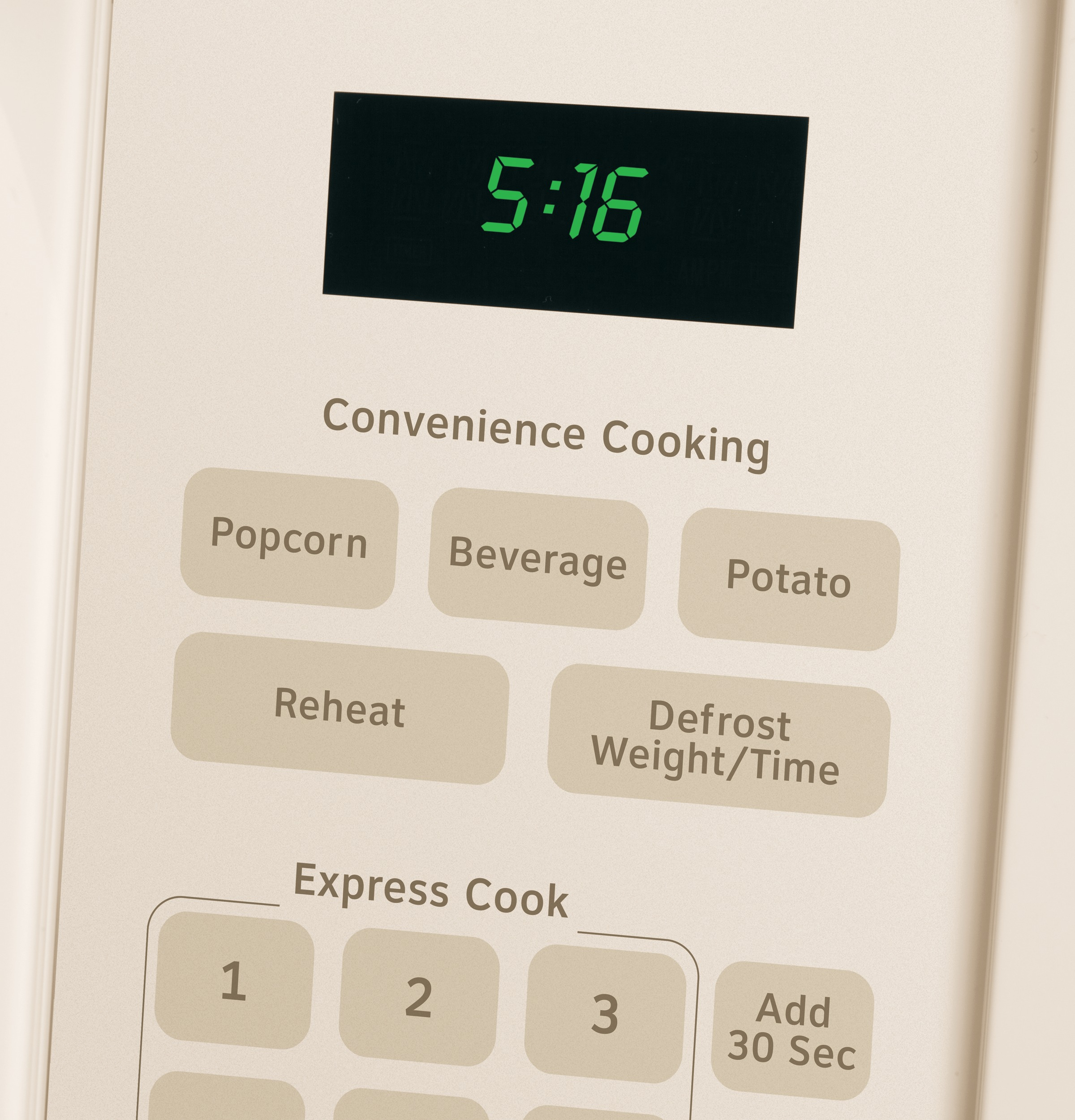 Model: RVM5160DHCC | Hotpoint Hotpoint® 1.6 Cu. Ft. Over-the-Range Microwave Oven