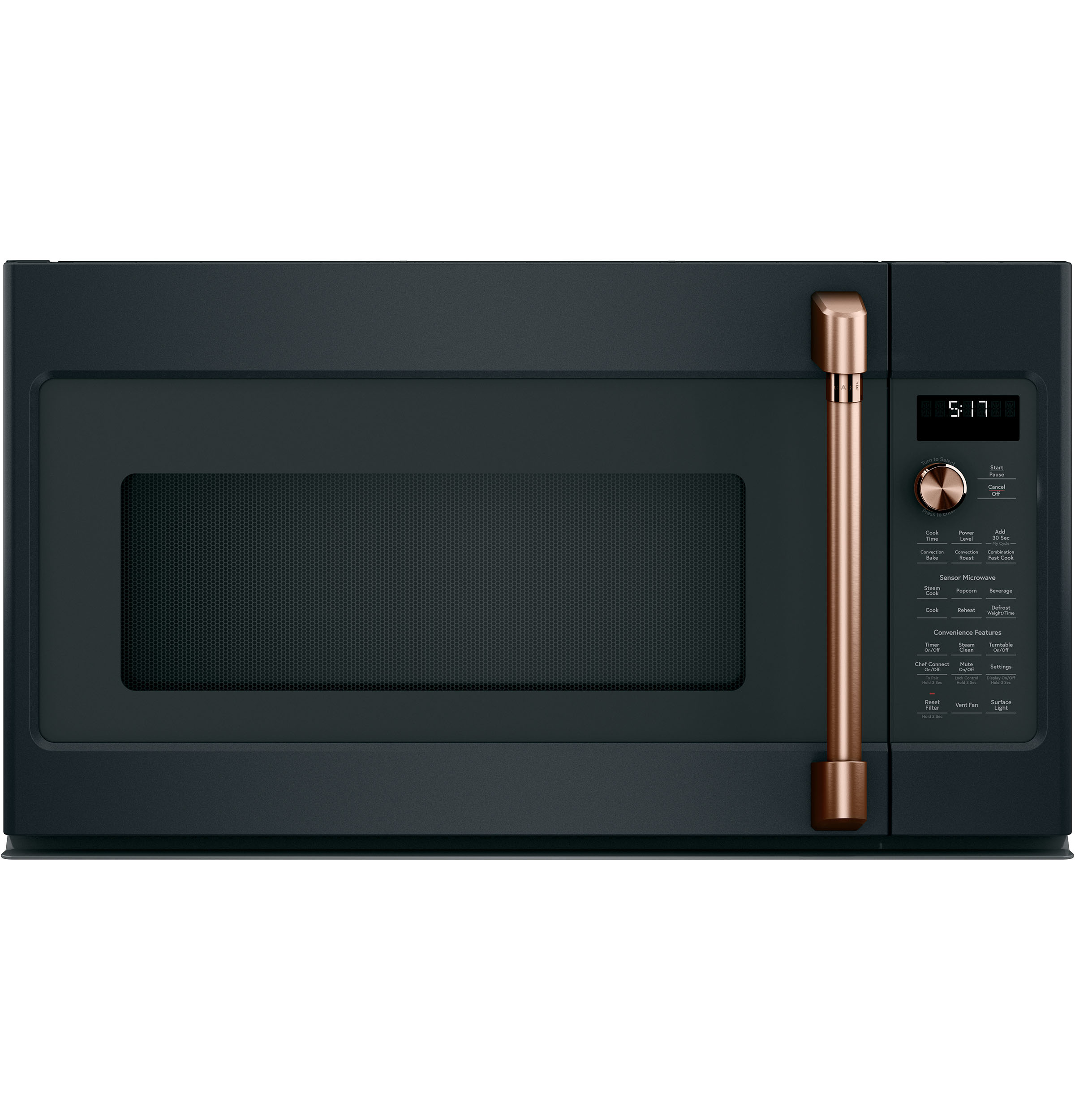 Model: CVM517P3MD1 | Café™ 1.7 Cu. Ft. Convection Over-the-Range Microwave Oven