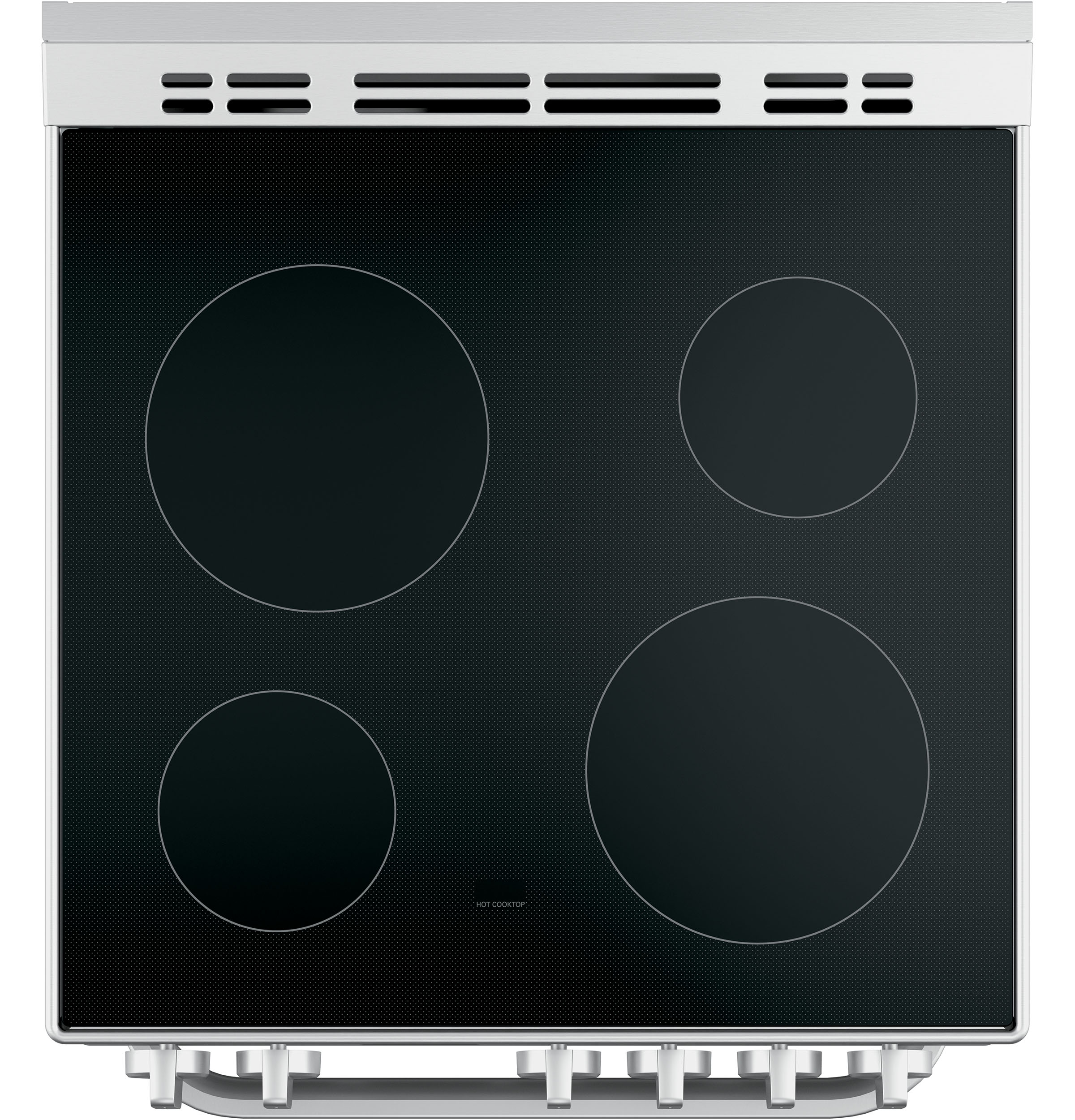 "Model: QAS740RMSS | Haier 24"" 2.9 Cu. Ft. Electric Range"