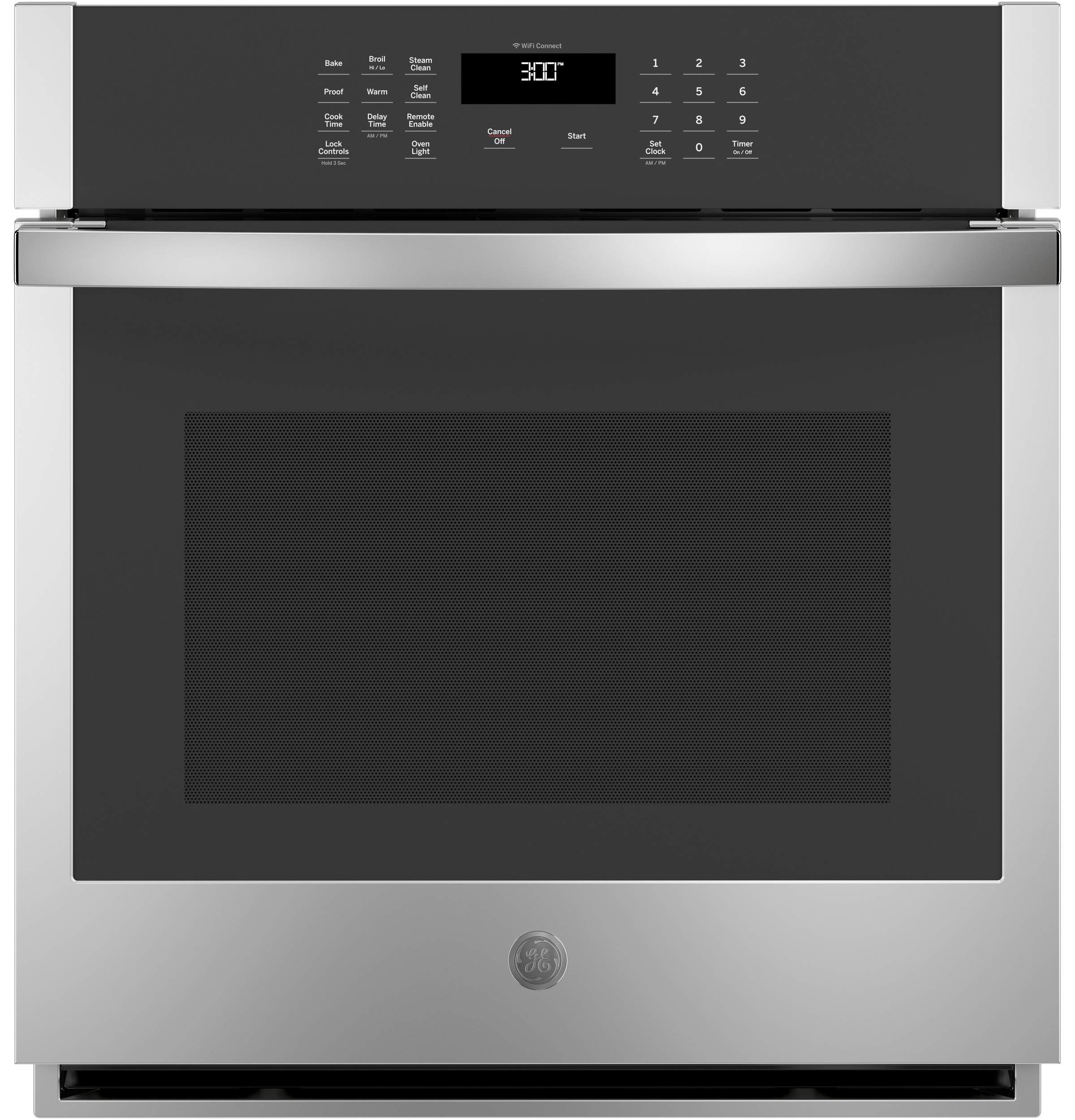 "GE GE® 27"" Smart Built-In Single Wall Oven"