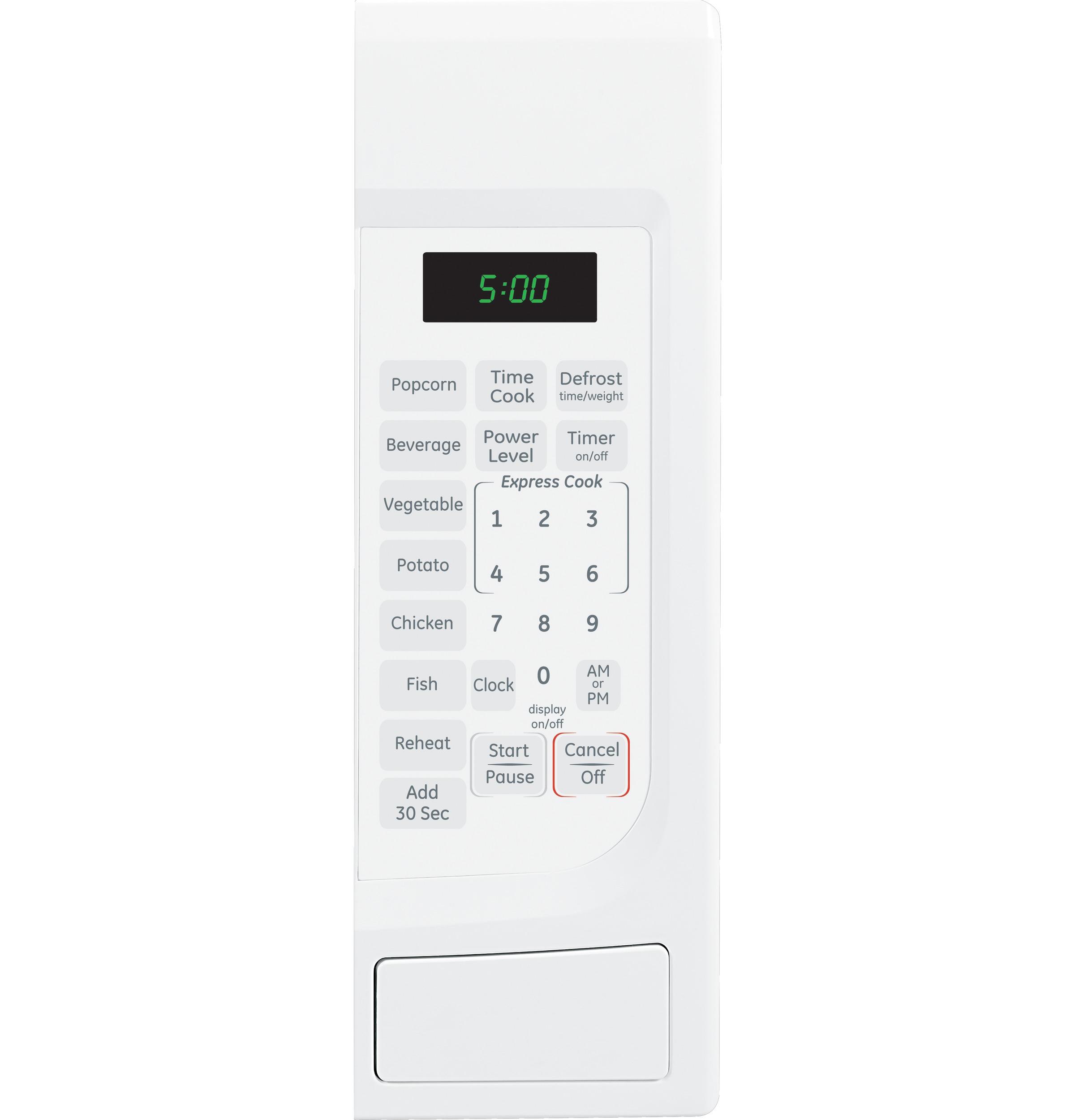 Model: JES1460DSWW | GE GE® 1.4 Cu. Ft. Countertop Microwave Oven