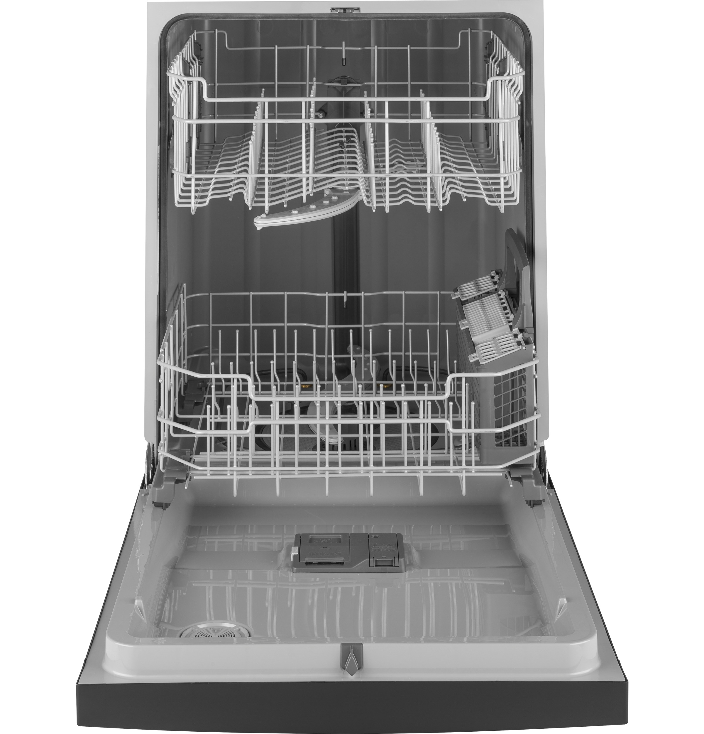 Model: GDF510PGMBB | GE GE® Dishwasher with Front Controls