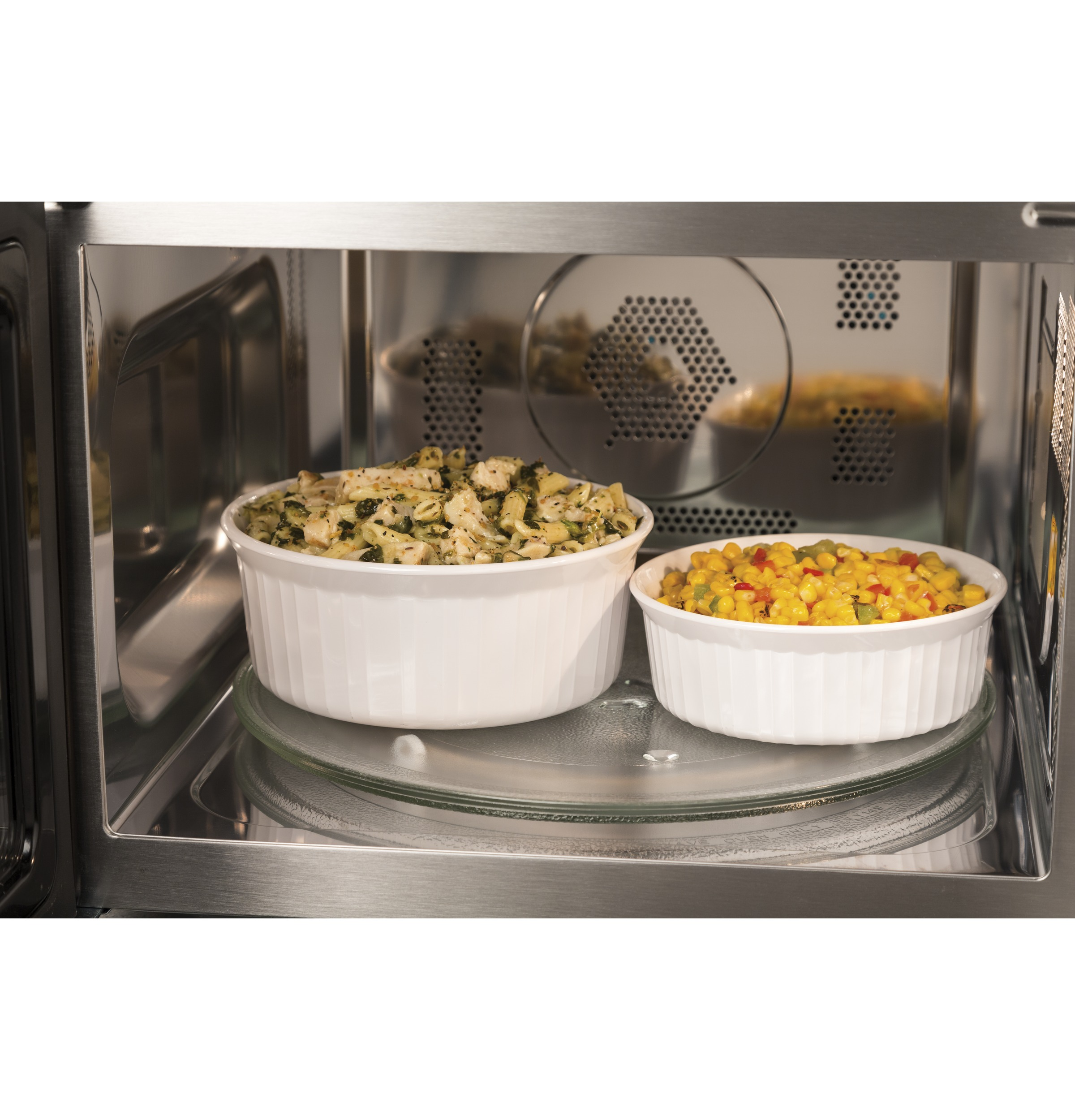 Model: PEB9159SJSS | GE Profile™ Series 1.5 Cu. Ft. Countertop Convection/Microwave Oven