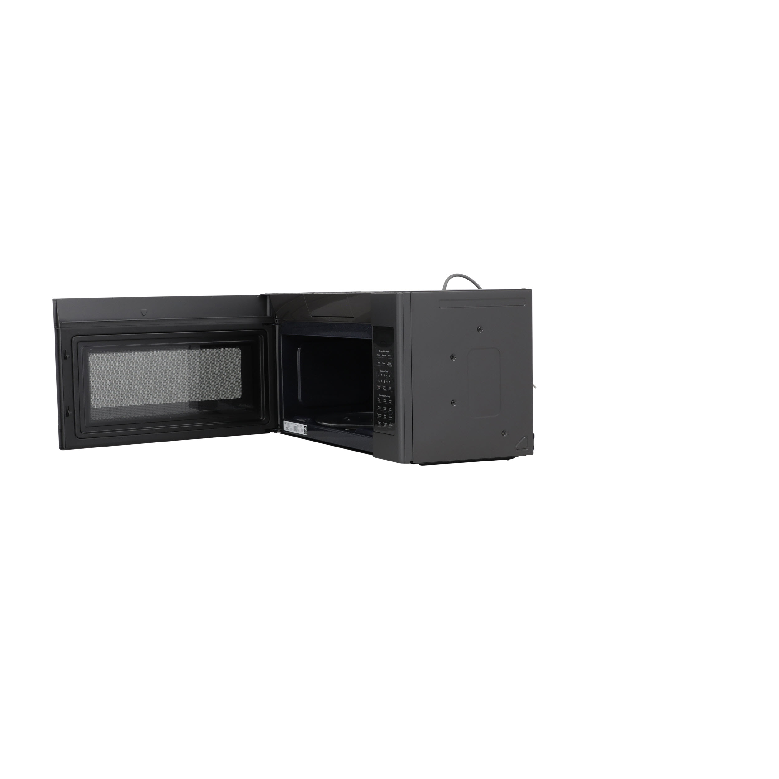 Model: JVM7195FLDS | GE GE® 1.9 Cu. Ft. Over-the-Range Sensor Microwave Oven