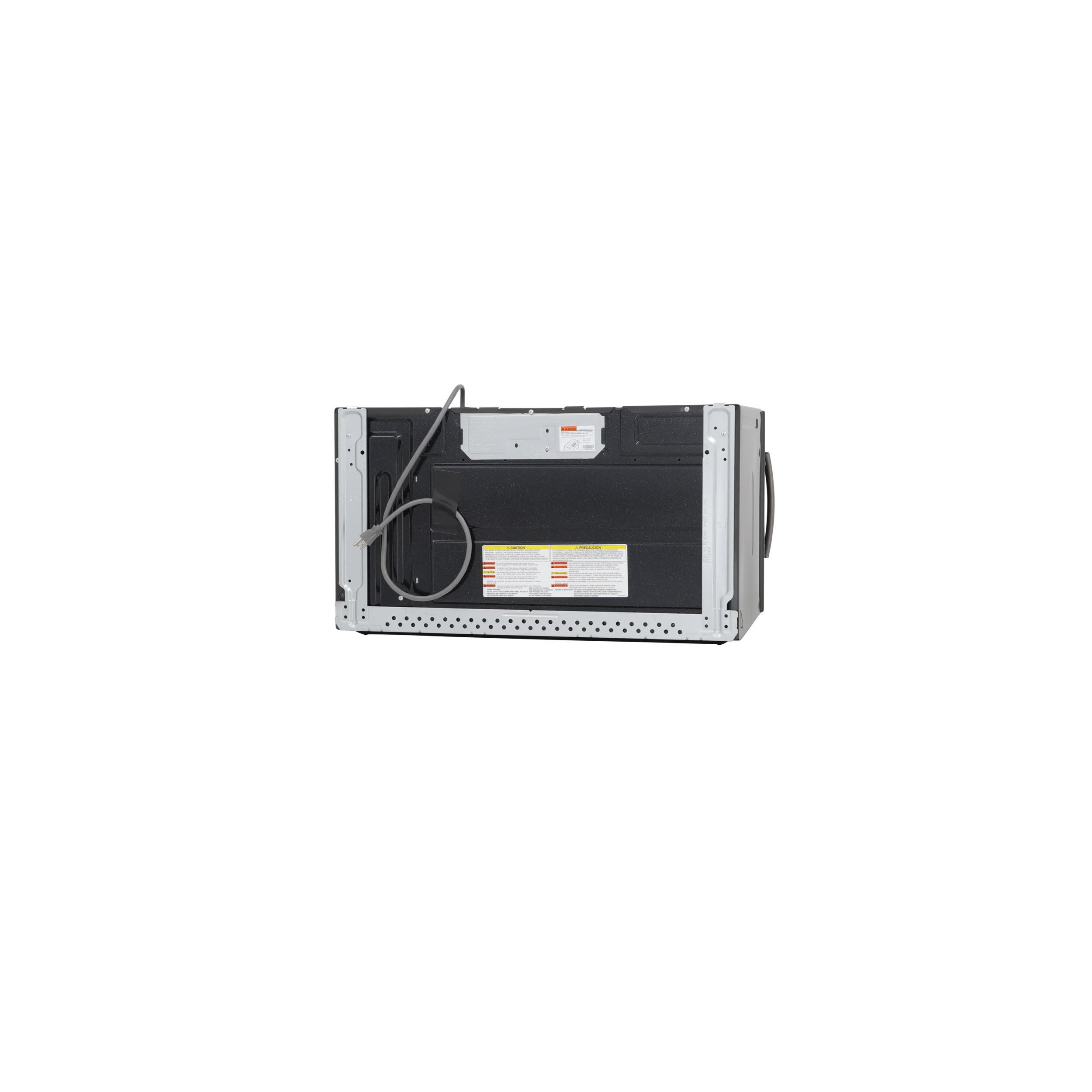 Model: JVM7195FLDS | GE GE® 1.9 Cu. Ft. Over-the-Range Sensor Microwave Oven