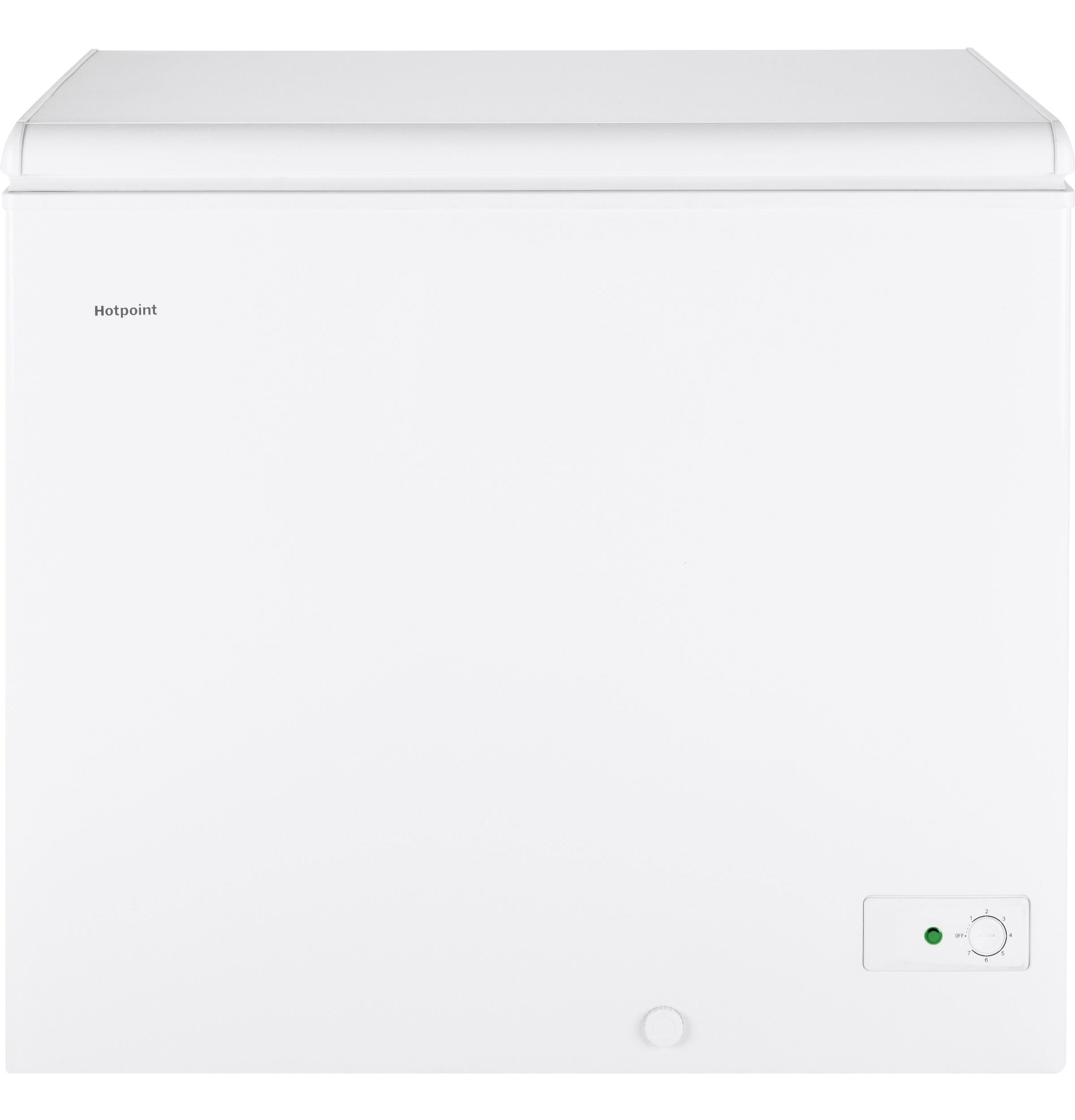Hotpoint Hotpoint® 7.1 Cu. Ft. Manual Defrost Chest Freezer