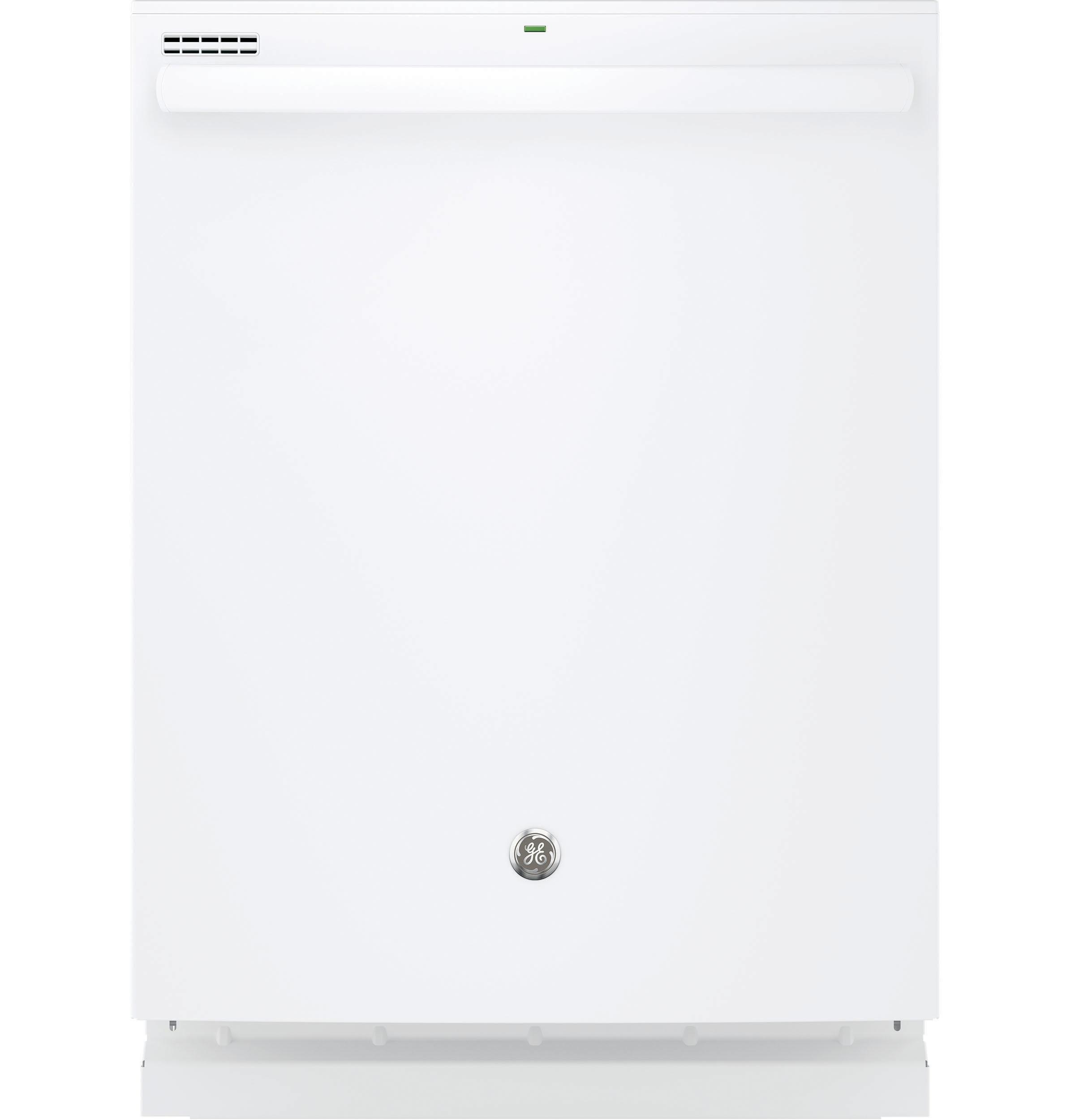 GE GE® Hybrid Stainless Steel Interior Dishwasher with Hidden Controls