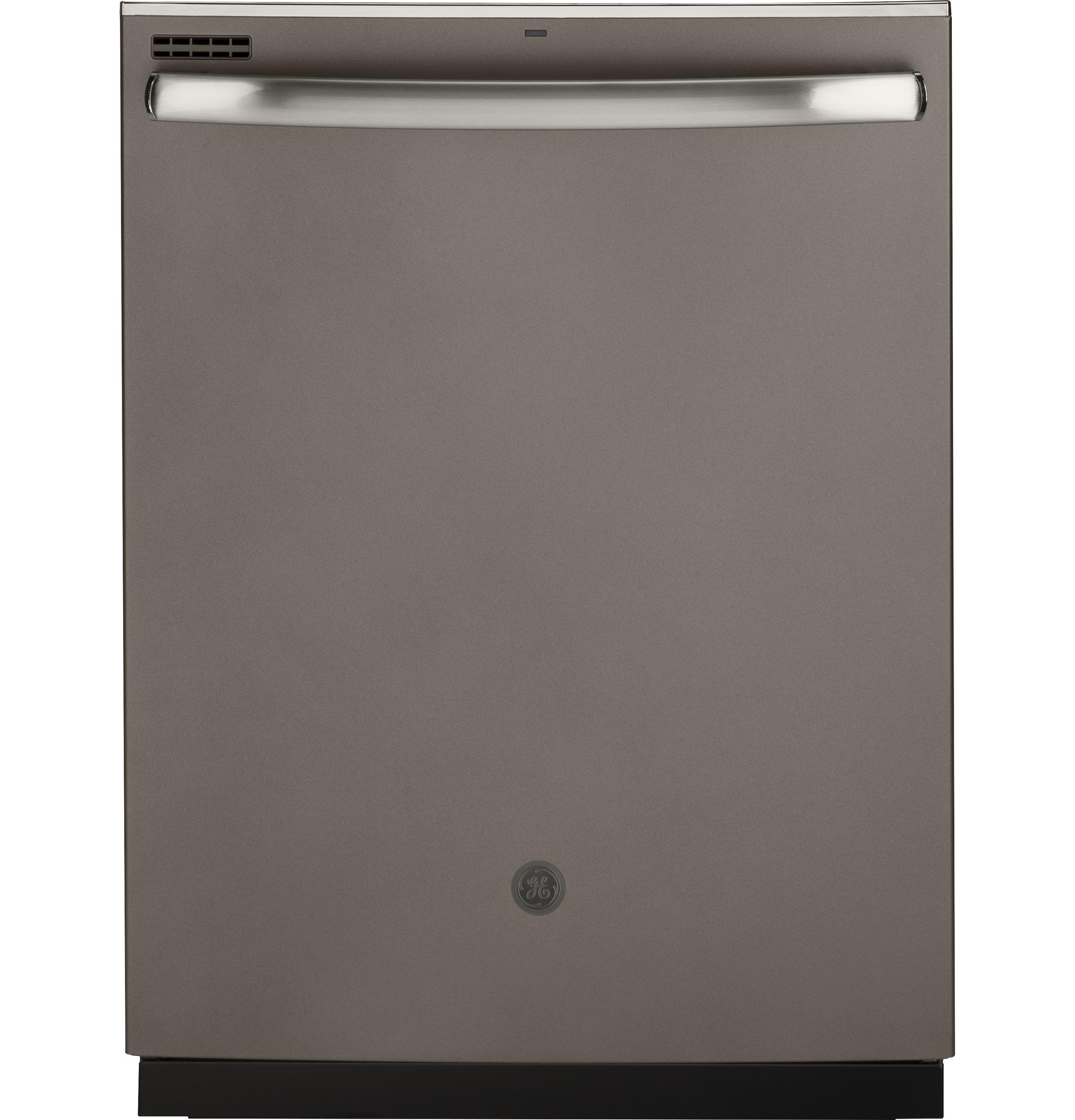 Model: GDT635HMMES | GE® Hybrid Stainless Steel Interior Dishwasher with Hidden Controls