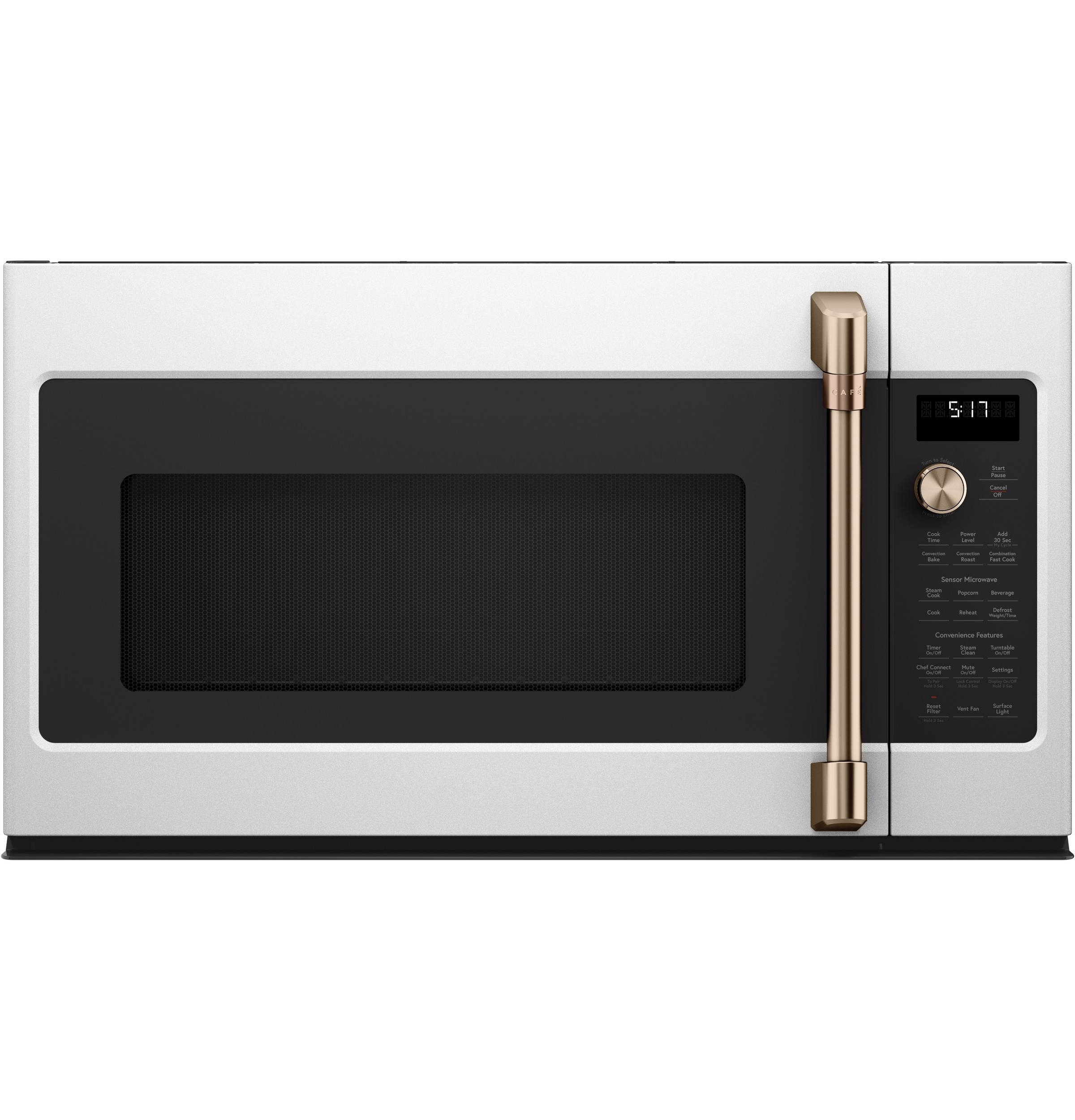 Cafe Café™ 1.7 Cu. Ft. Convection Over-the-Range Microwave Oven