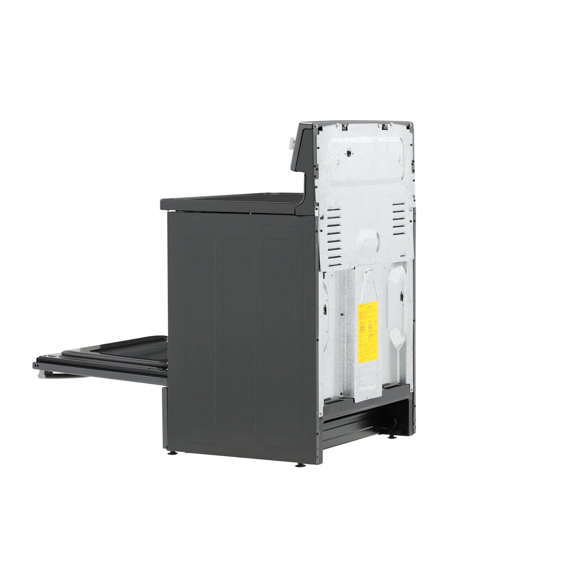 "Model: JB750FJDS | GE GE® 30"" Free-Standing Electric Convection Range"