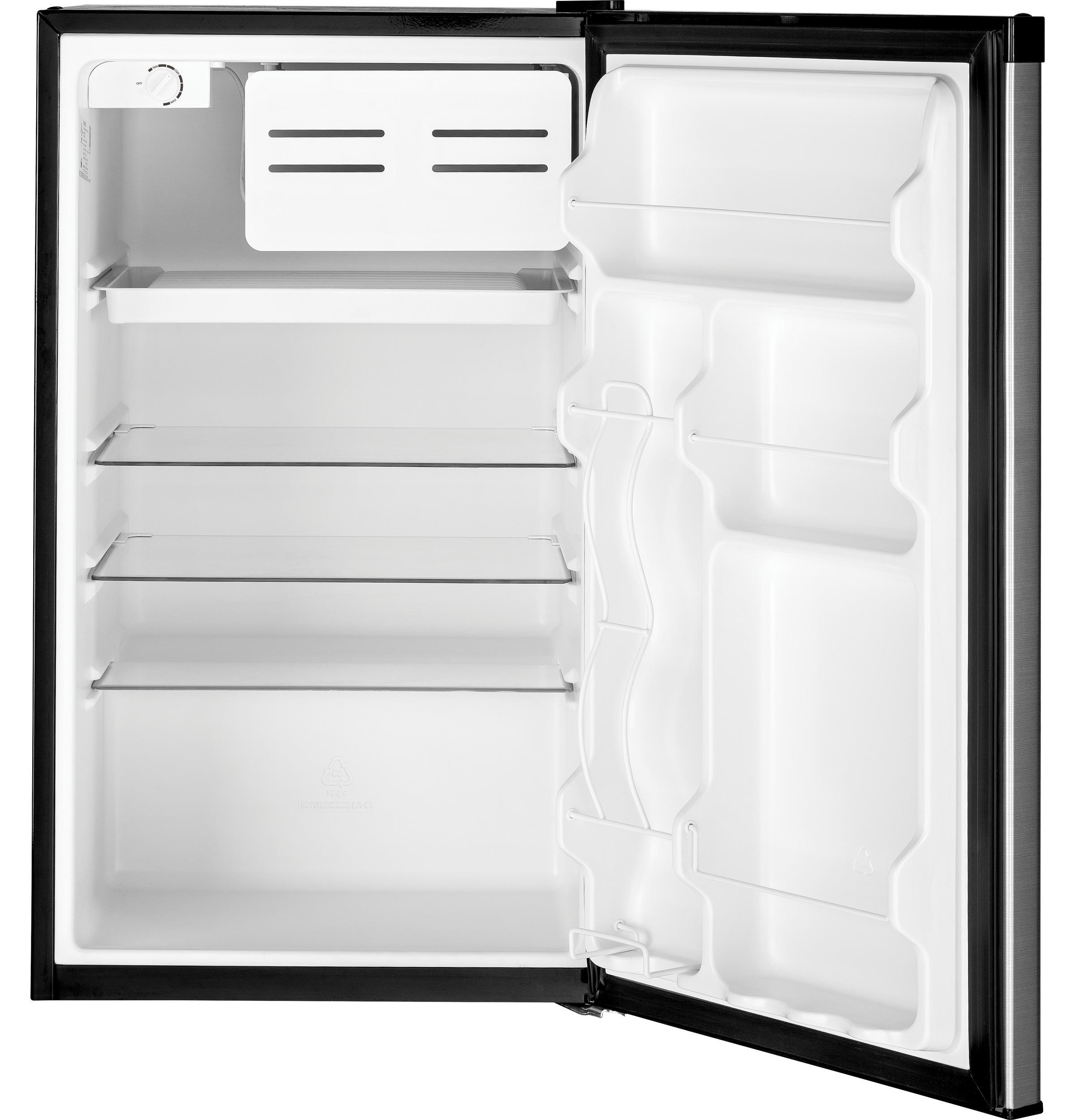 Model: GME04GLKLB | GE GE® Compact Refrigerator