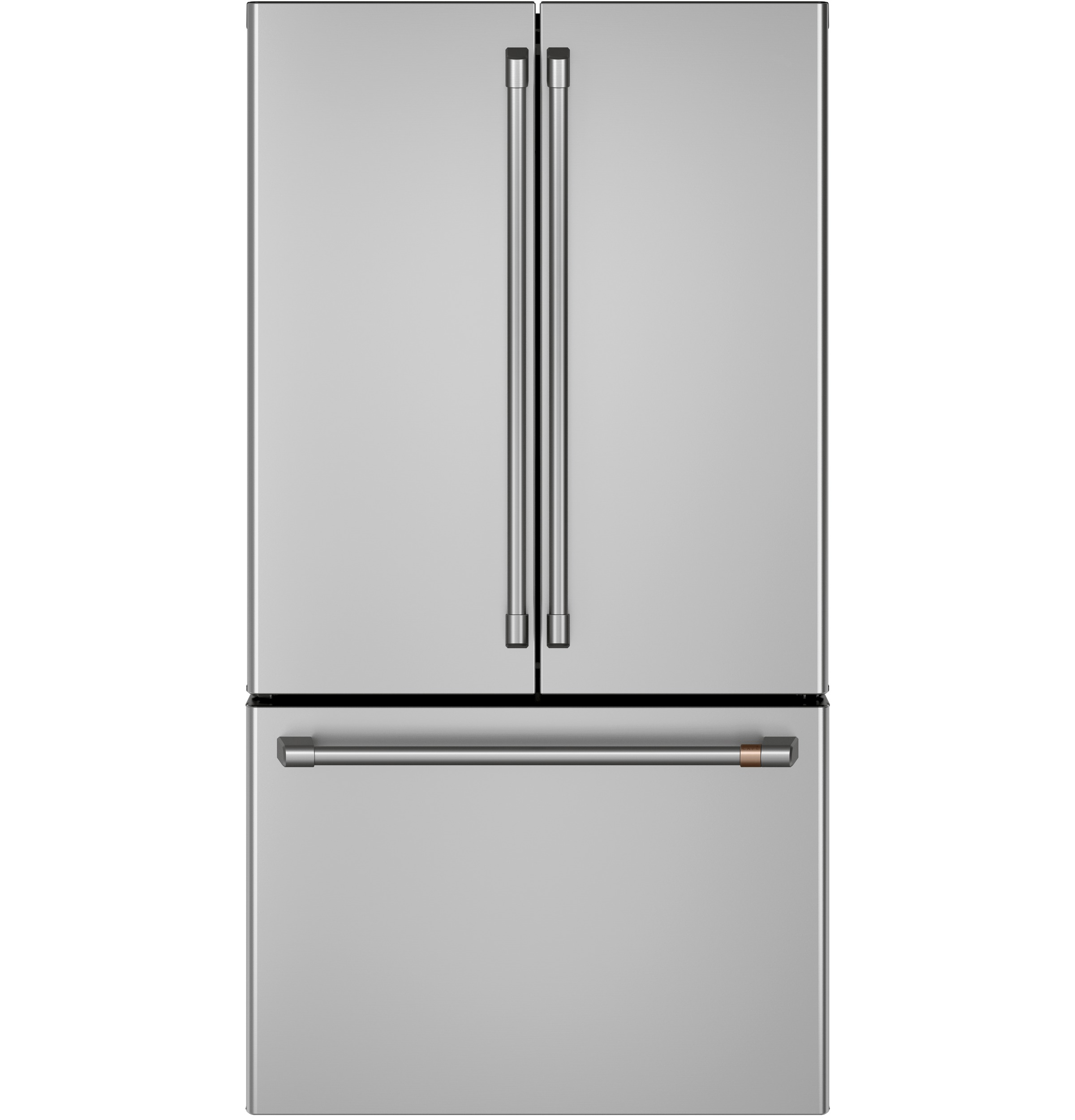Cafe Café™ ENERGY STAR® 23.1 Cu. Ft. Counter-Depth French-Door Refrigerator