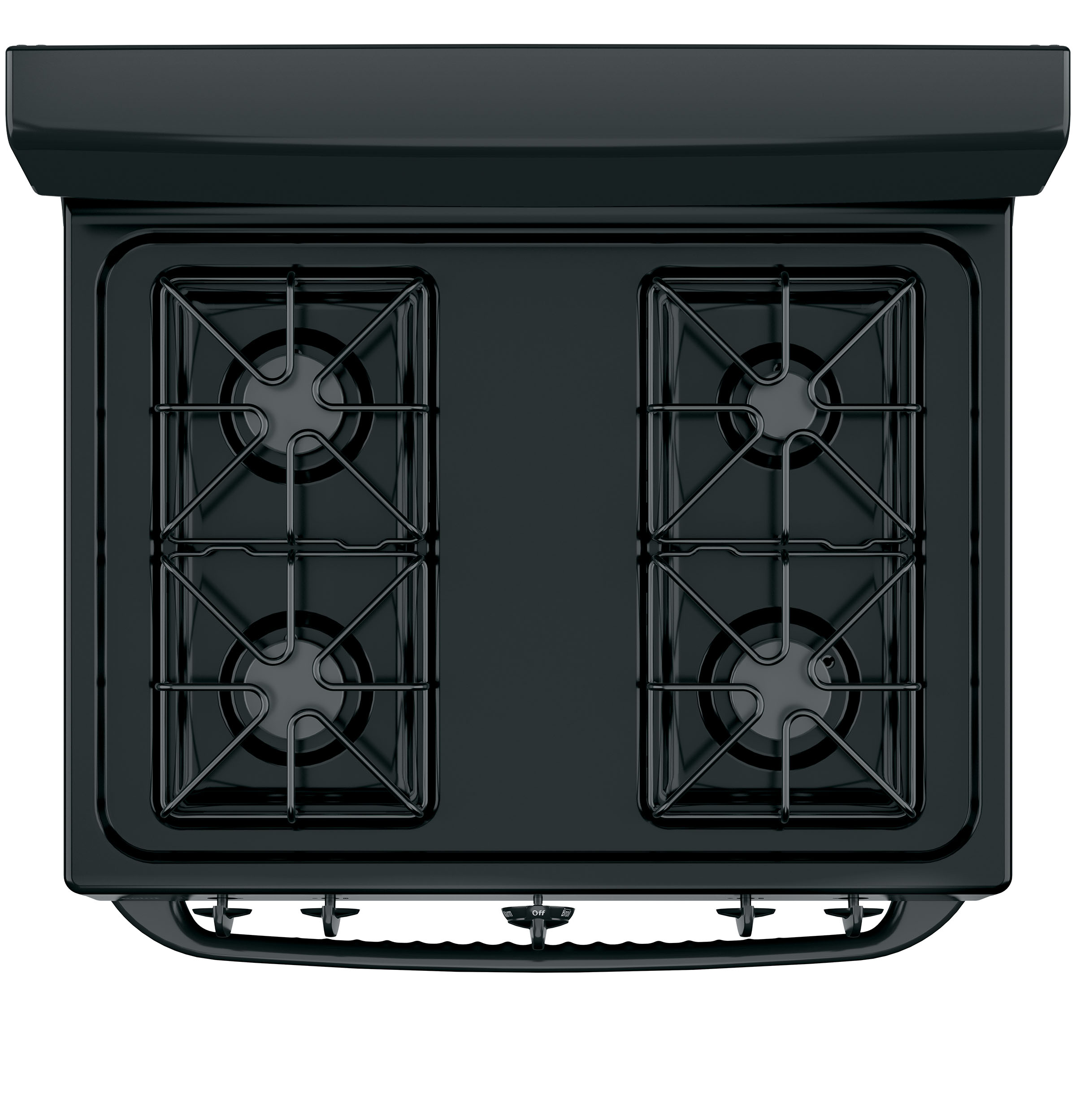 "Model: RGBS300DMBB | Hotpoint Hotpoint® 30"" Free-Standing Gas Range"