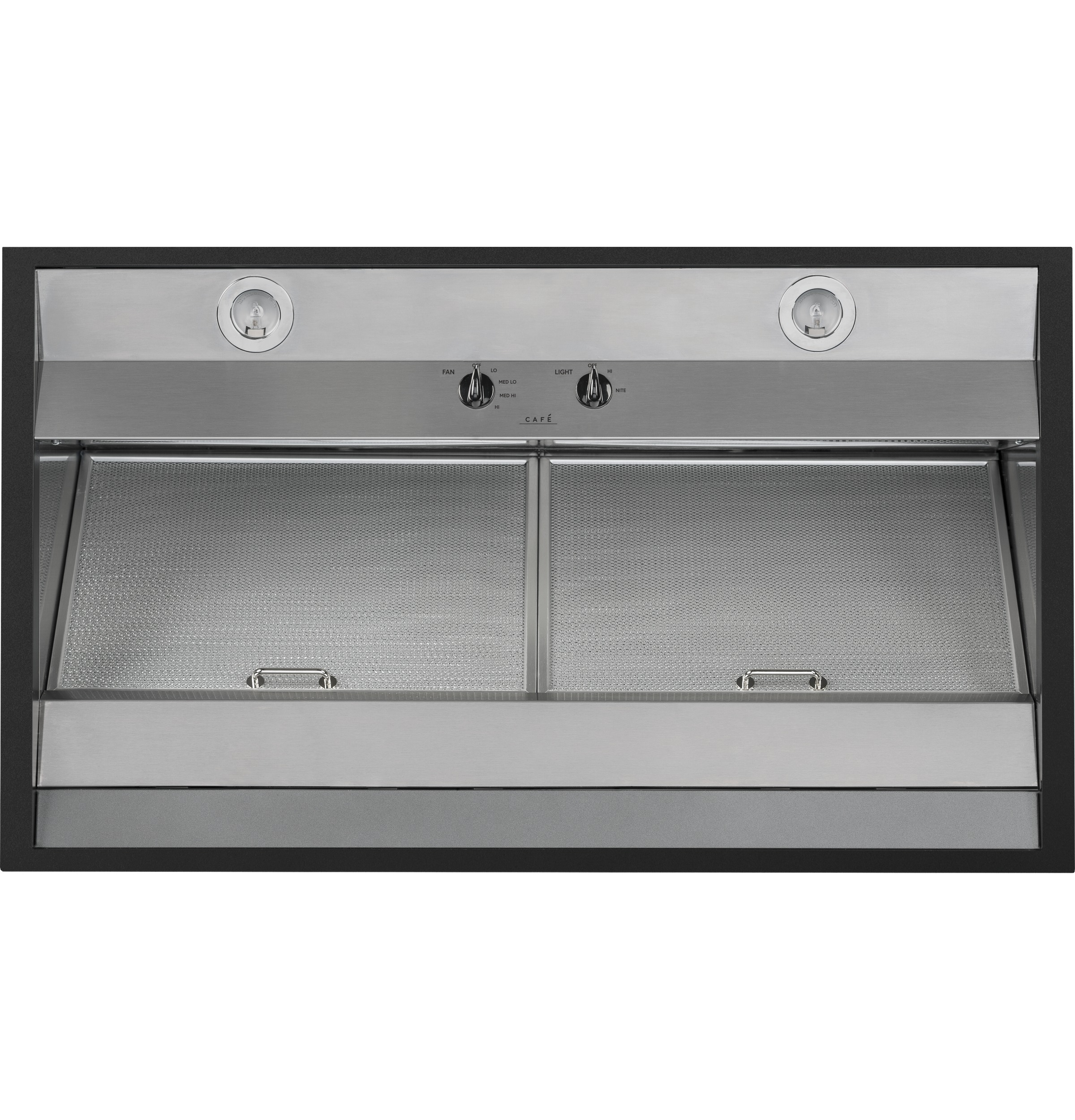 "Model: CVW93613MDS | Cafe Café™ 36"" Commercial-Style Hood"