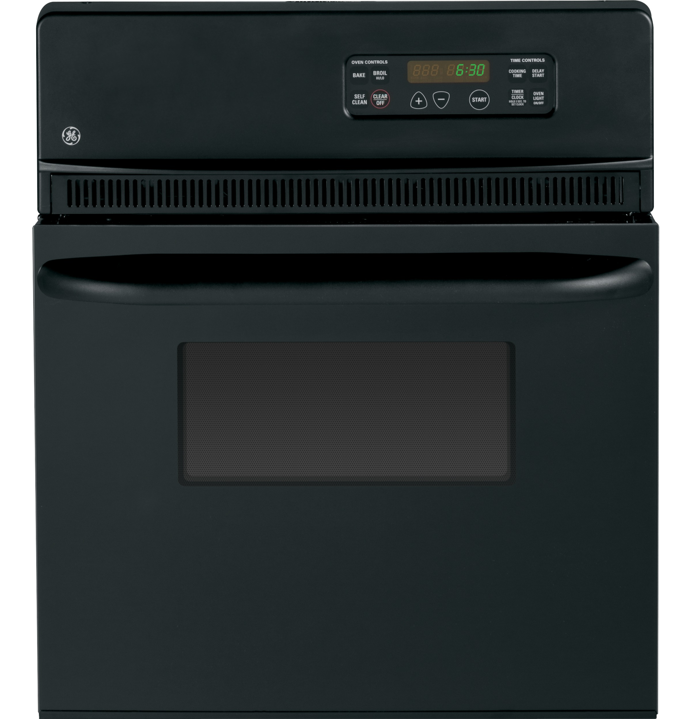 "GE GE® 24"" Electric Single Self-Cleaning Wall Oven"
