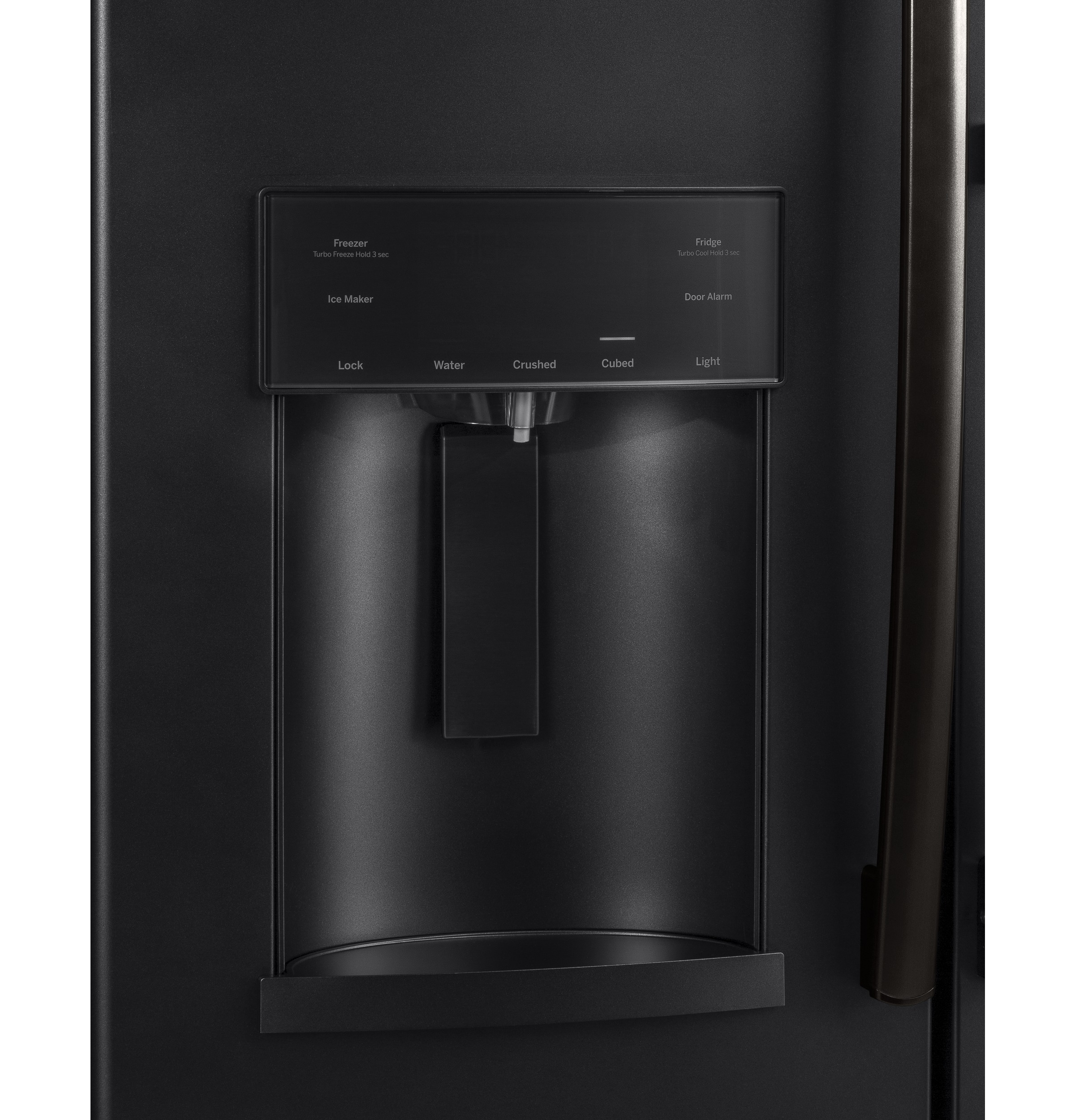 Model: GFE28GELDS | GE® ENERGY STAR® 27.8 Cu. Ft. French-Door Refrigerator