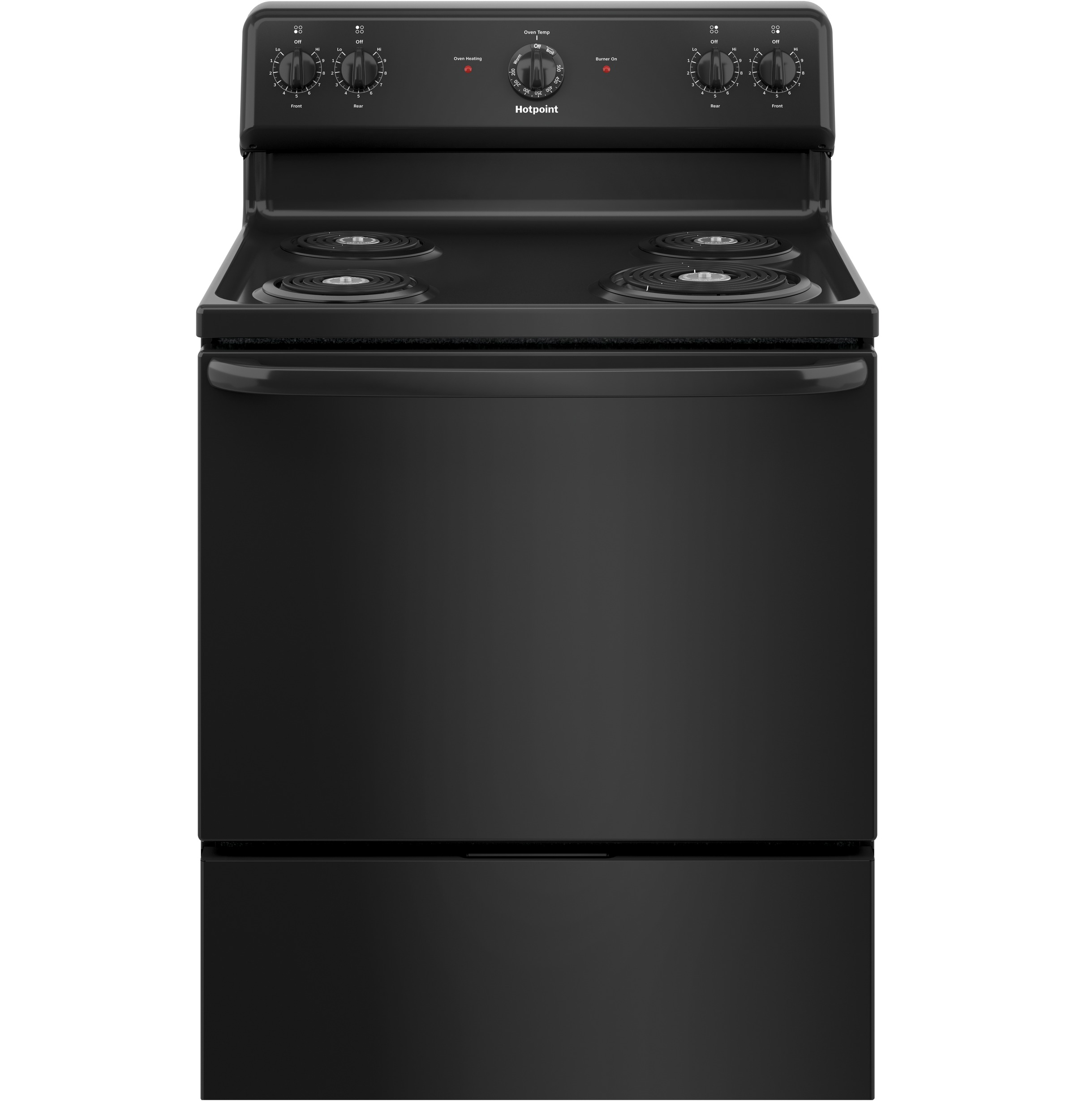 "Hotpoint Hotpoint® 30"" Free-Standing Electric Range"