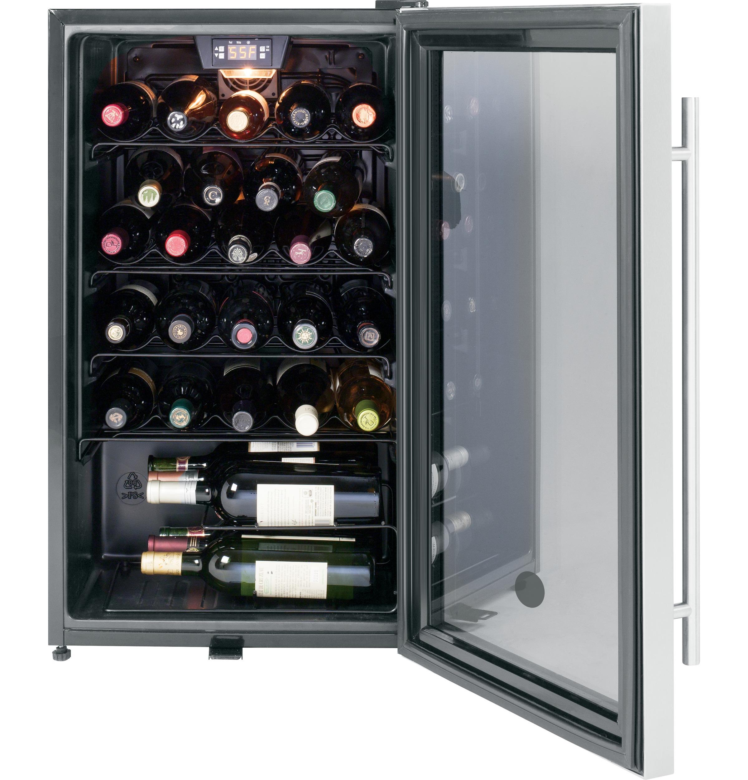 Model: GWS04HAESS | GE GE® Wine Center