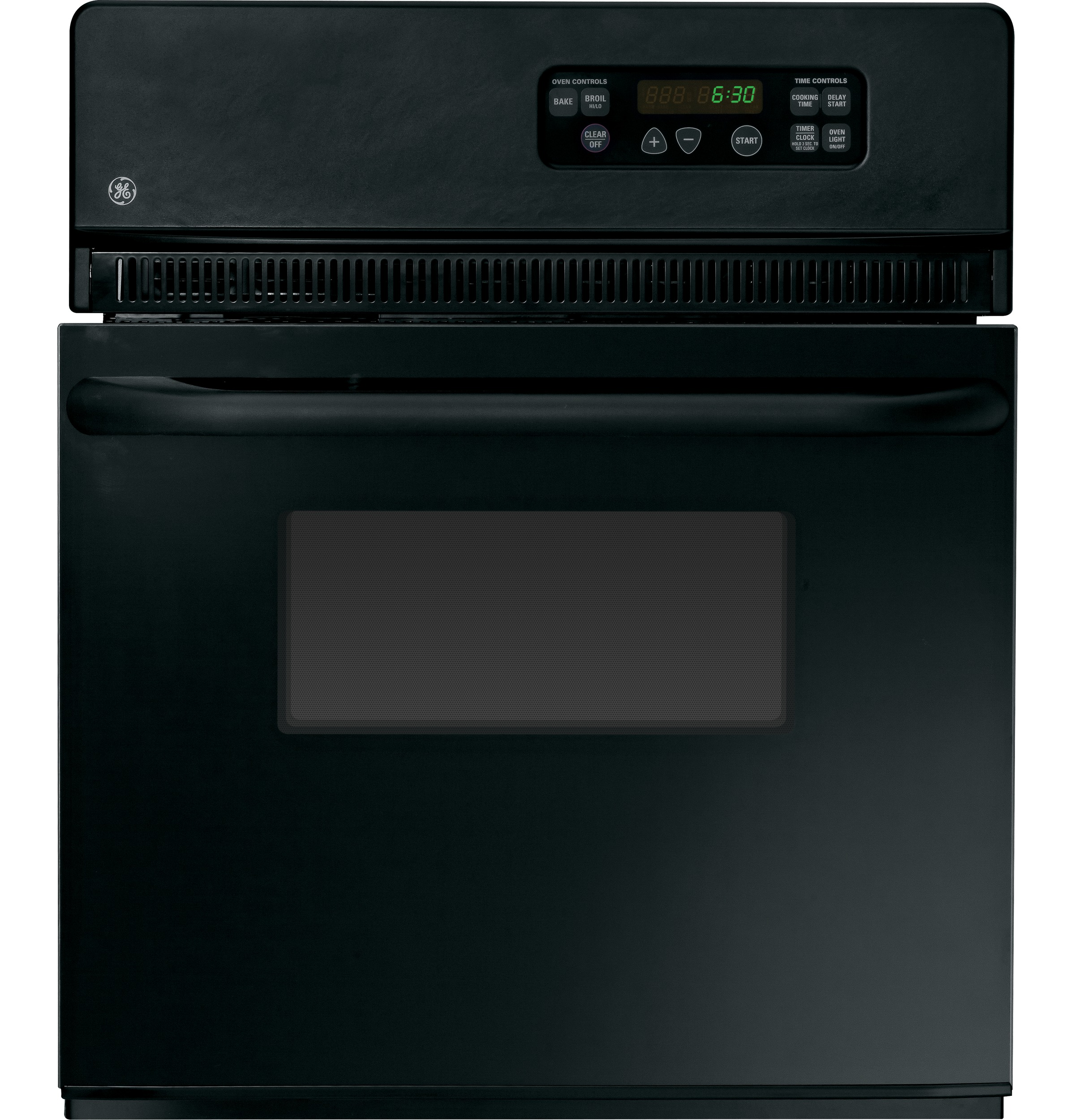 "GE GE® 24"" Electric Single Standard Clean Wall Oven"