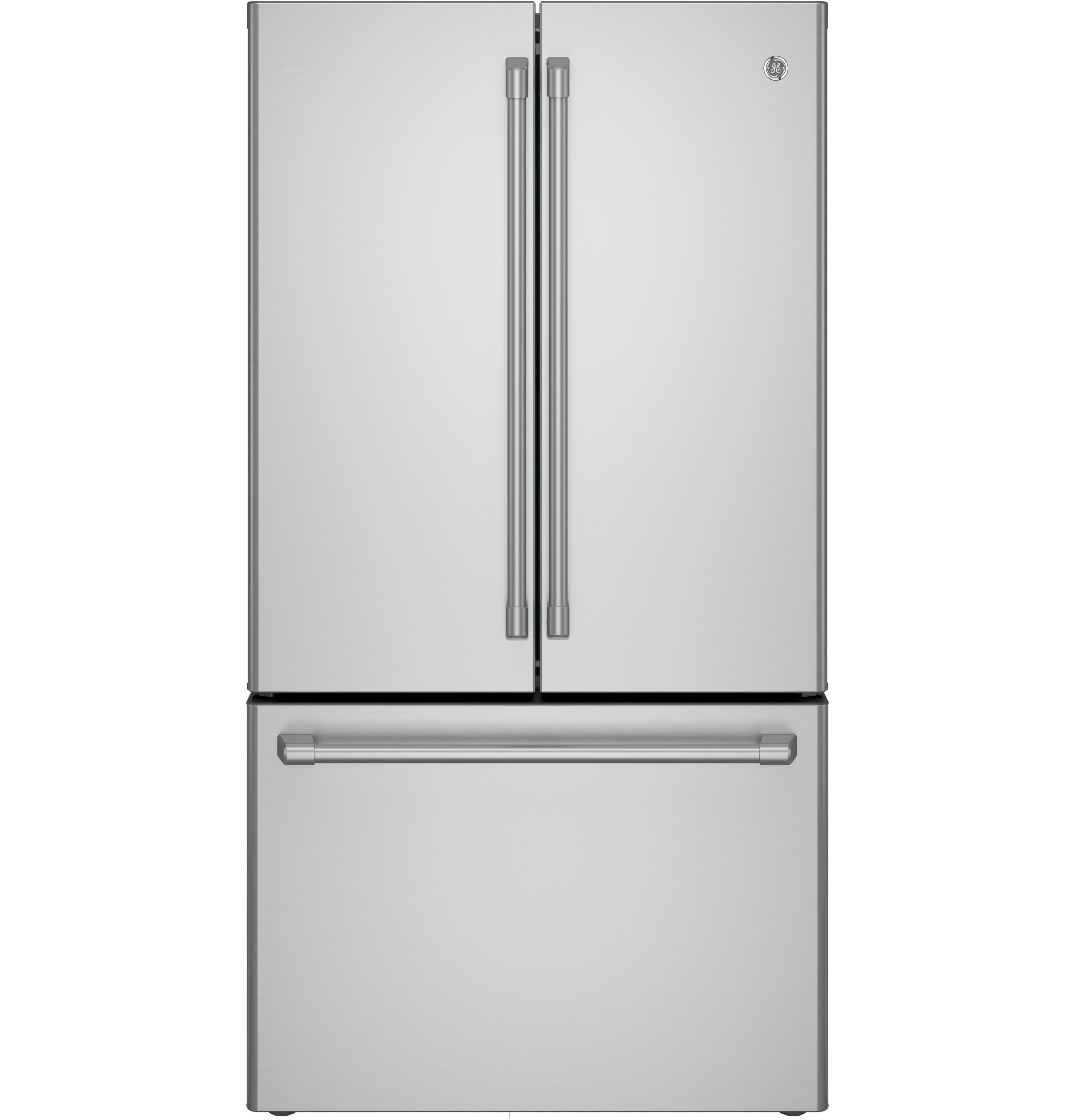 GE Cafe GE Café™ Series ENERGY STAR® 23.1 Cu. Ft. Counter-Depth French-Door Refrigerator