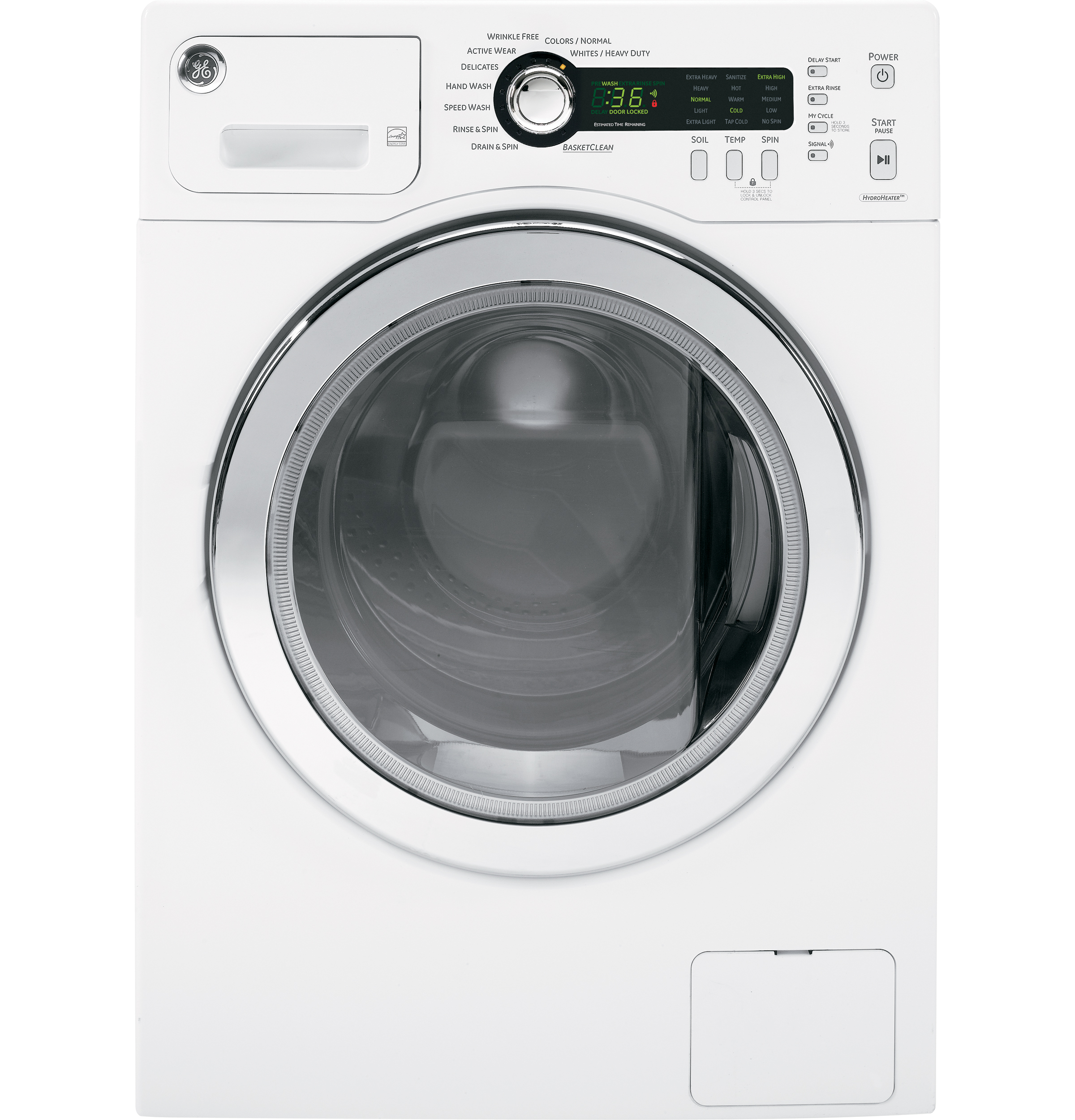 GE GE® 2.2 cu. ft. Front Load Washer