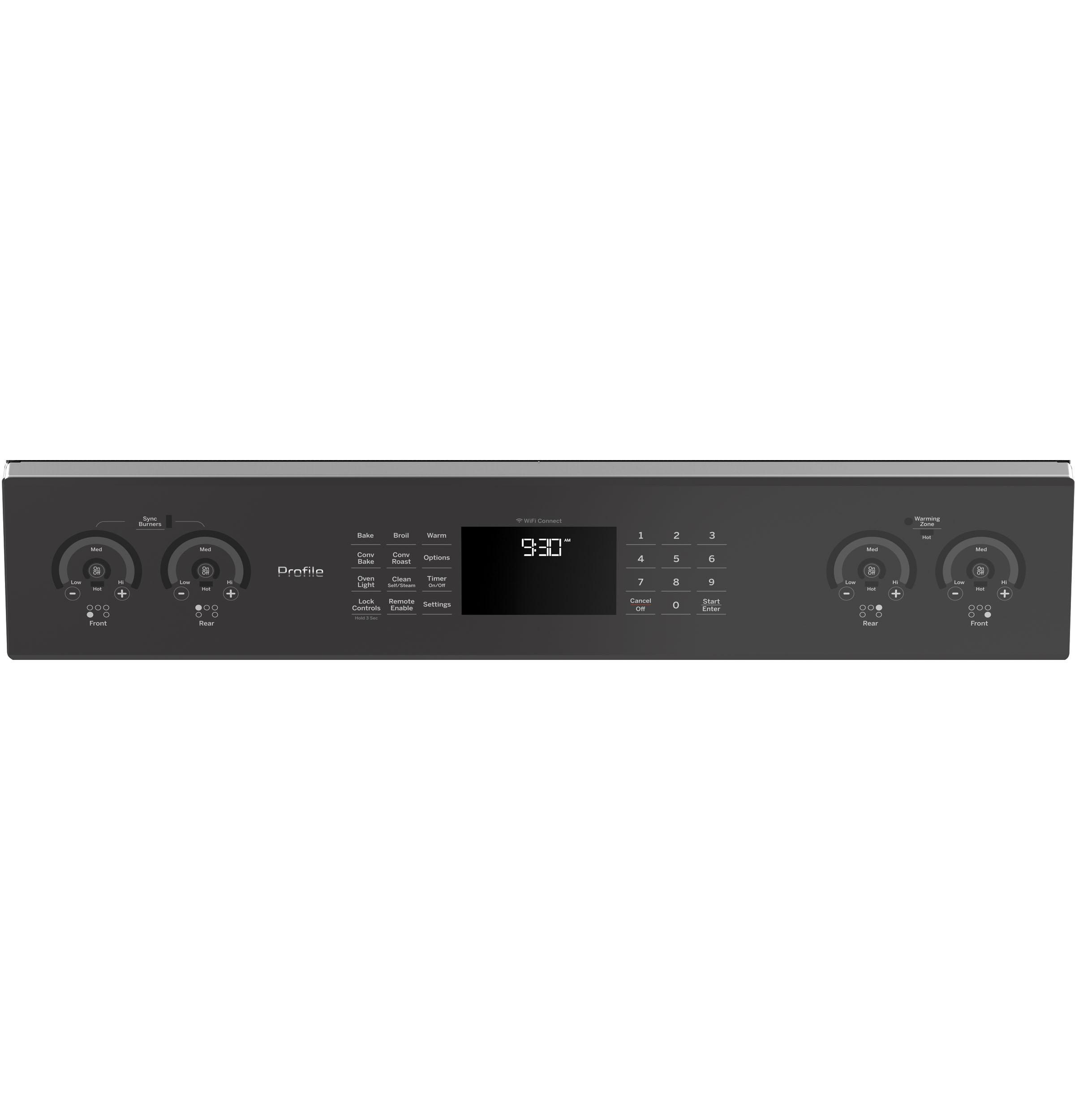 Model: PHS930SLSS   GE Profile™ Series 30