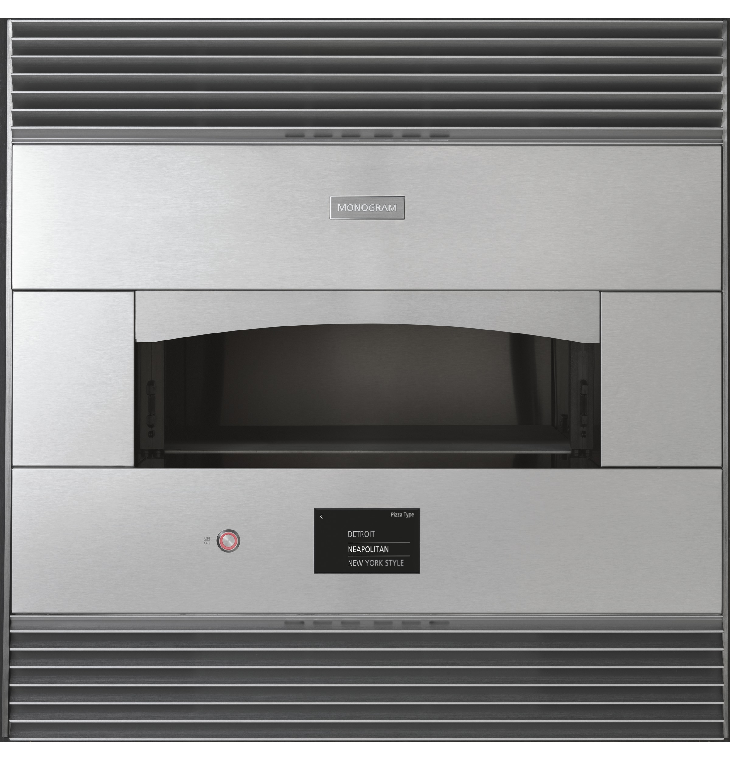 "Monogram Monogram 30"" Smart Flush Hearth Oven"