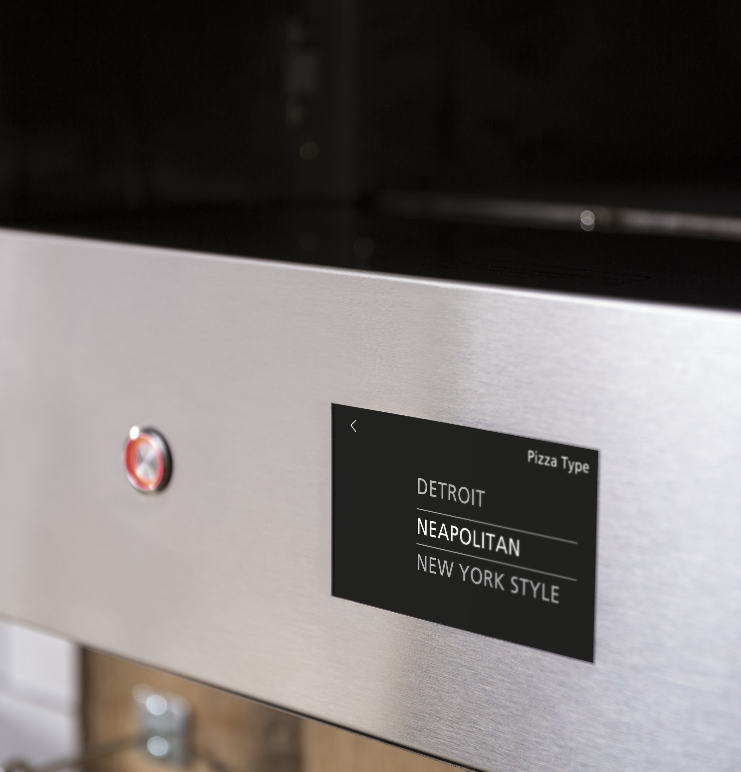 "Model: ZEP30FLSS | Monogram Monogram 30"" Smart Flush Hearth Oven"