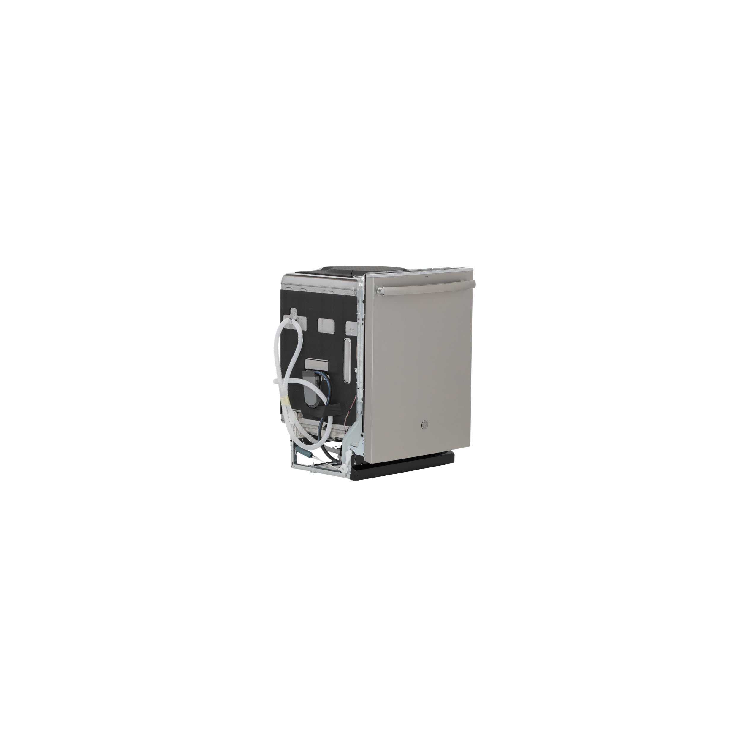 Model: GDT655SSJSS | GE® Stainless Steel Interior Dishwasher with Hidden Controls