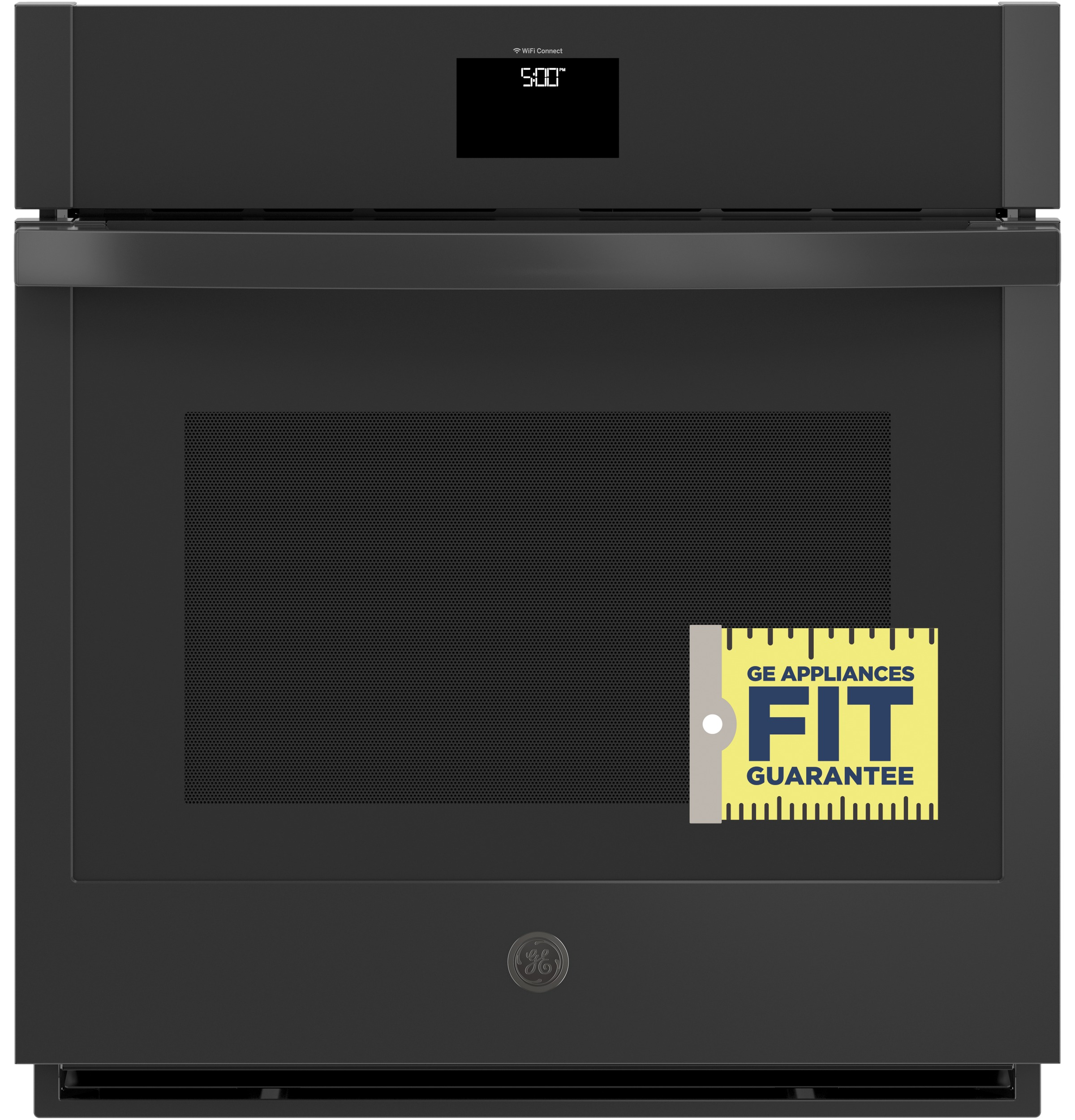 "Model: JKS5000DNBB | GE GE® 27"" Smart Built-In Convection Single Wall Oven"
