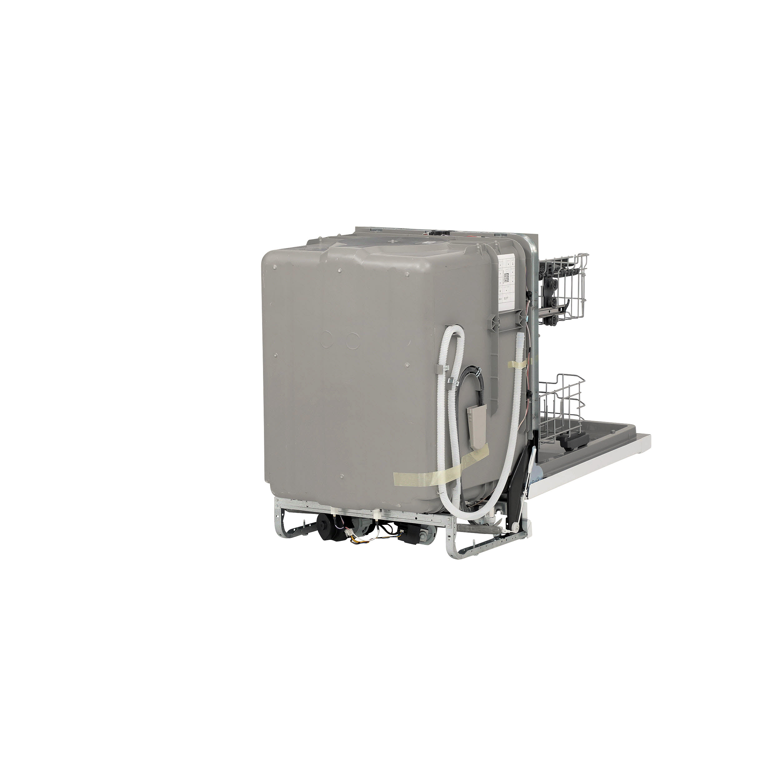 Model: GDF530PGMWW | GE® Dishwasher with Front Controls