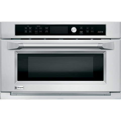 Model: ZSC1202JSS | Monogram Monogram Built-In Oven with Advantium® Speedcook Technology- 120V
