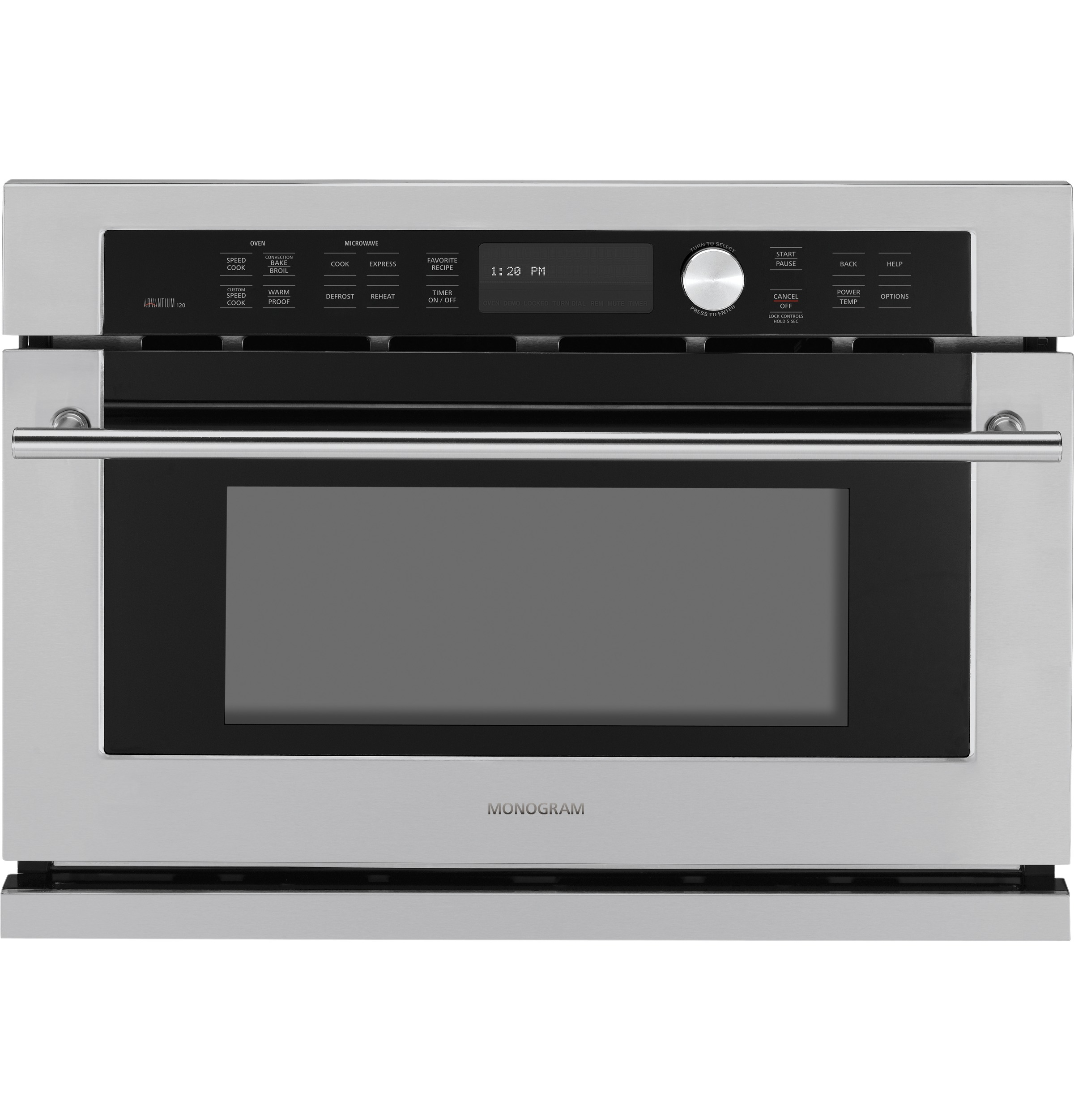 Monogram Monogram Built-In Oven with Advantium® Speedcook Technology- 120V