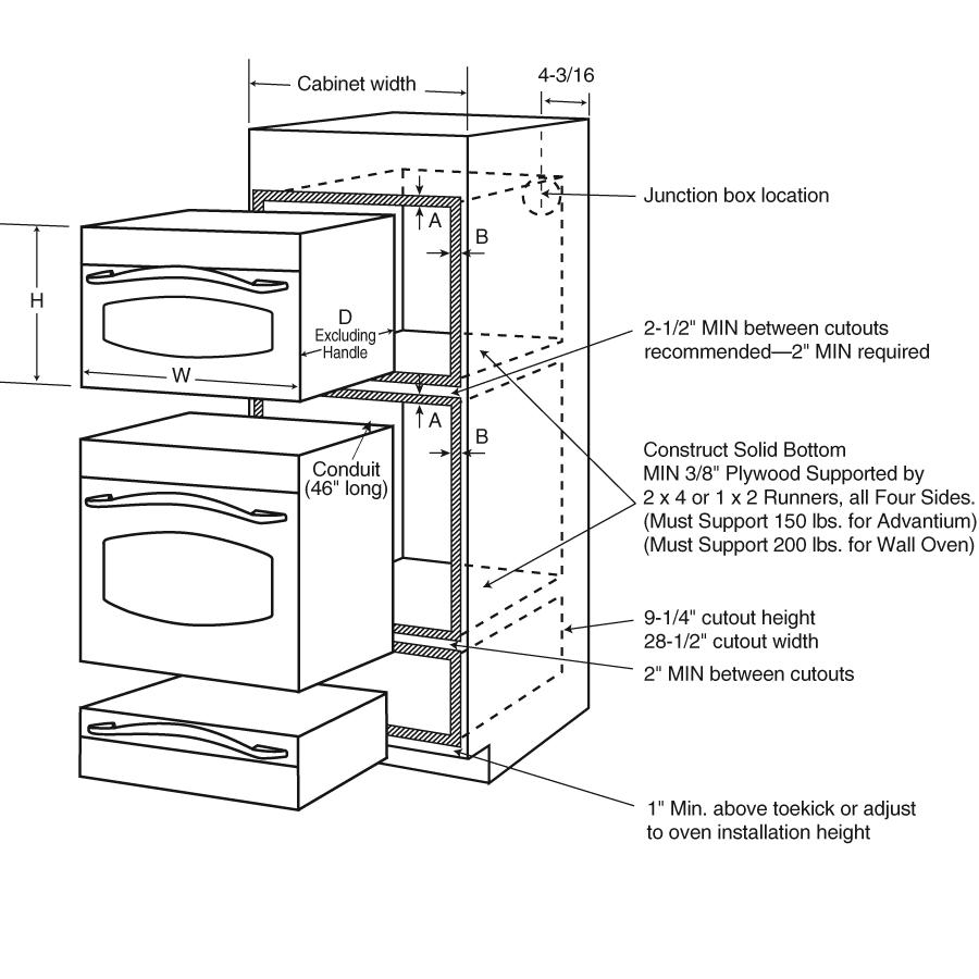 Model: ZSC1001JSS   Monogram Built-In Oven with Advantium® Speedcook Technology- 120V