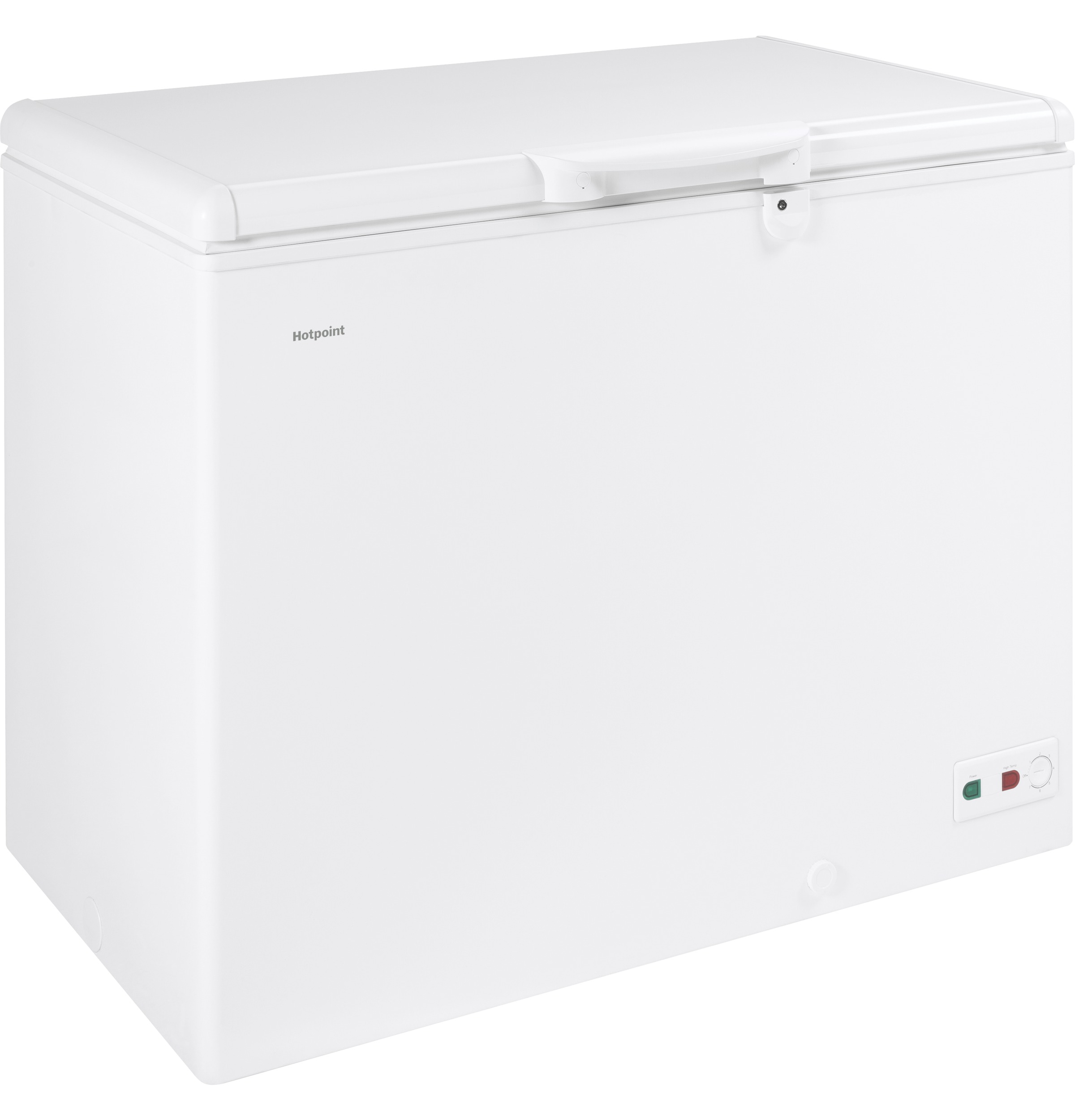 Model: HCM9DMWW | Hotpoint 9.4 Cu. Ft. Manual Defrost Chest Freezer