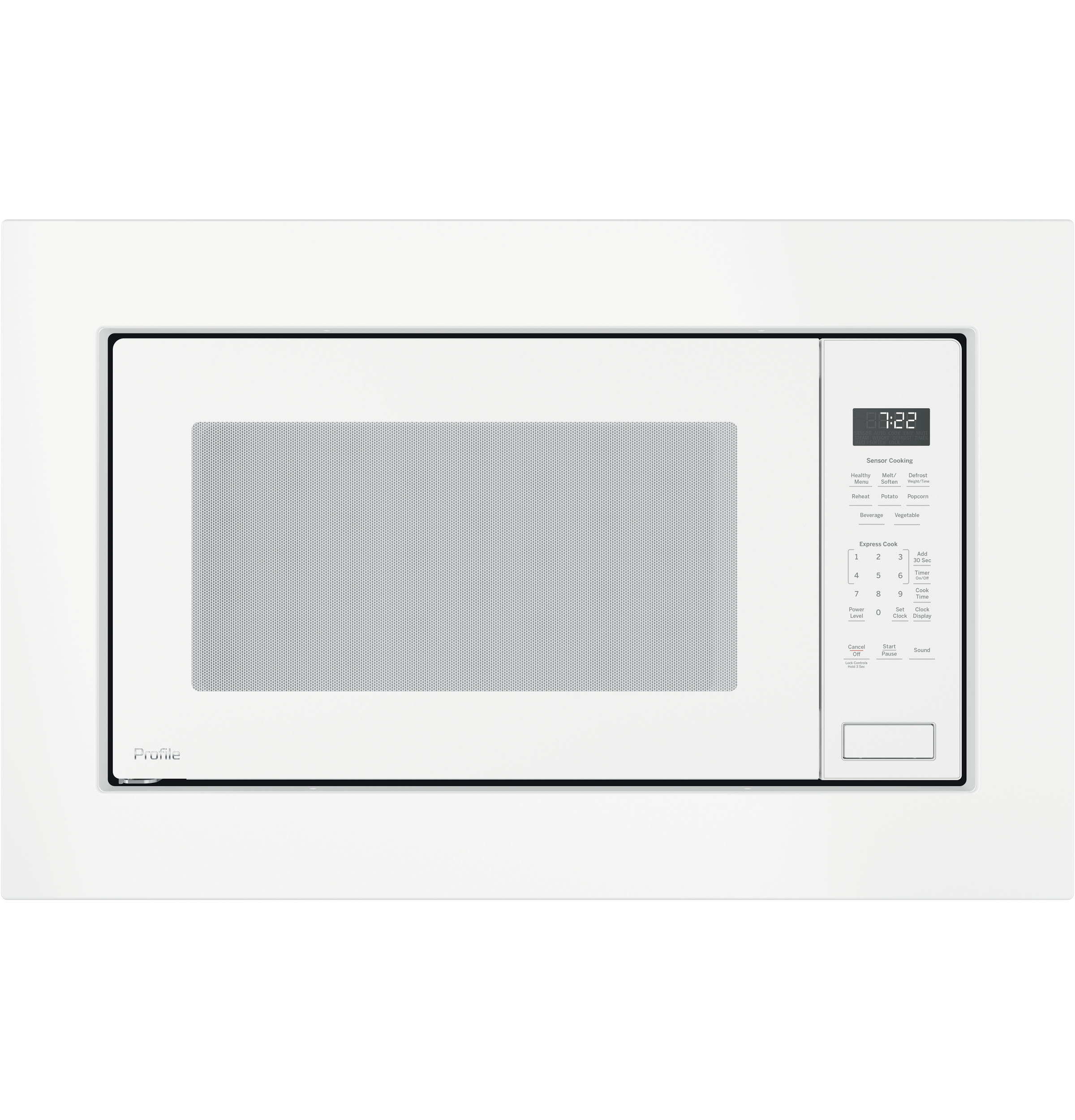 Profile GE Profile™ 2.2 Cu. Ft. Built-In Sensor Microwave Oven