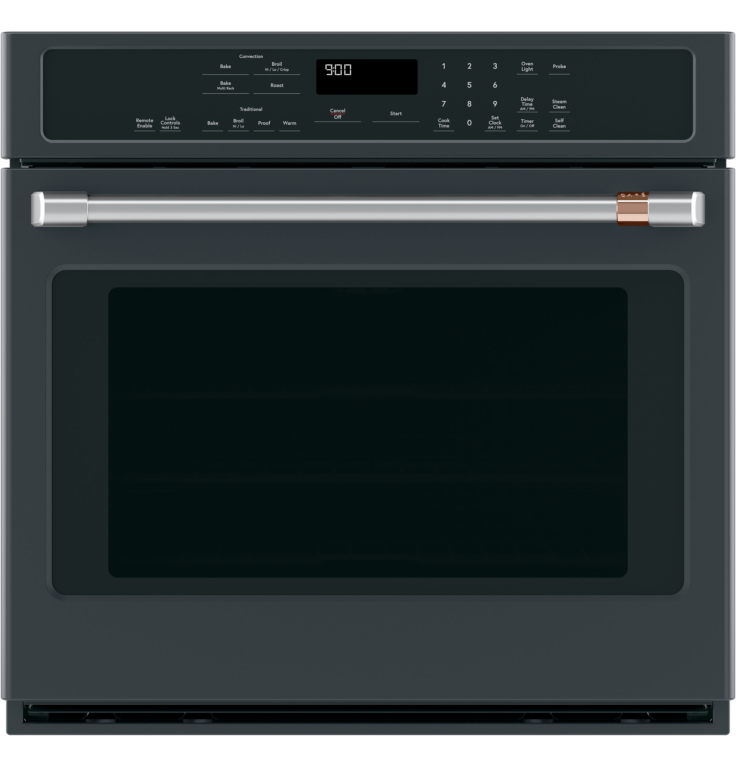"Model: CTS90DP3MD1 | Cafe Café™ 30"" Smart Single Wall Oven with Convection"