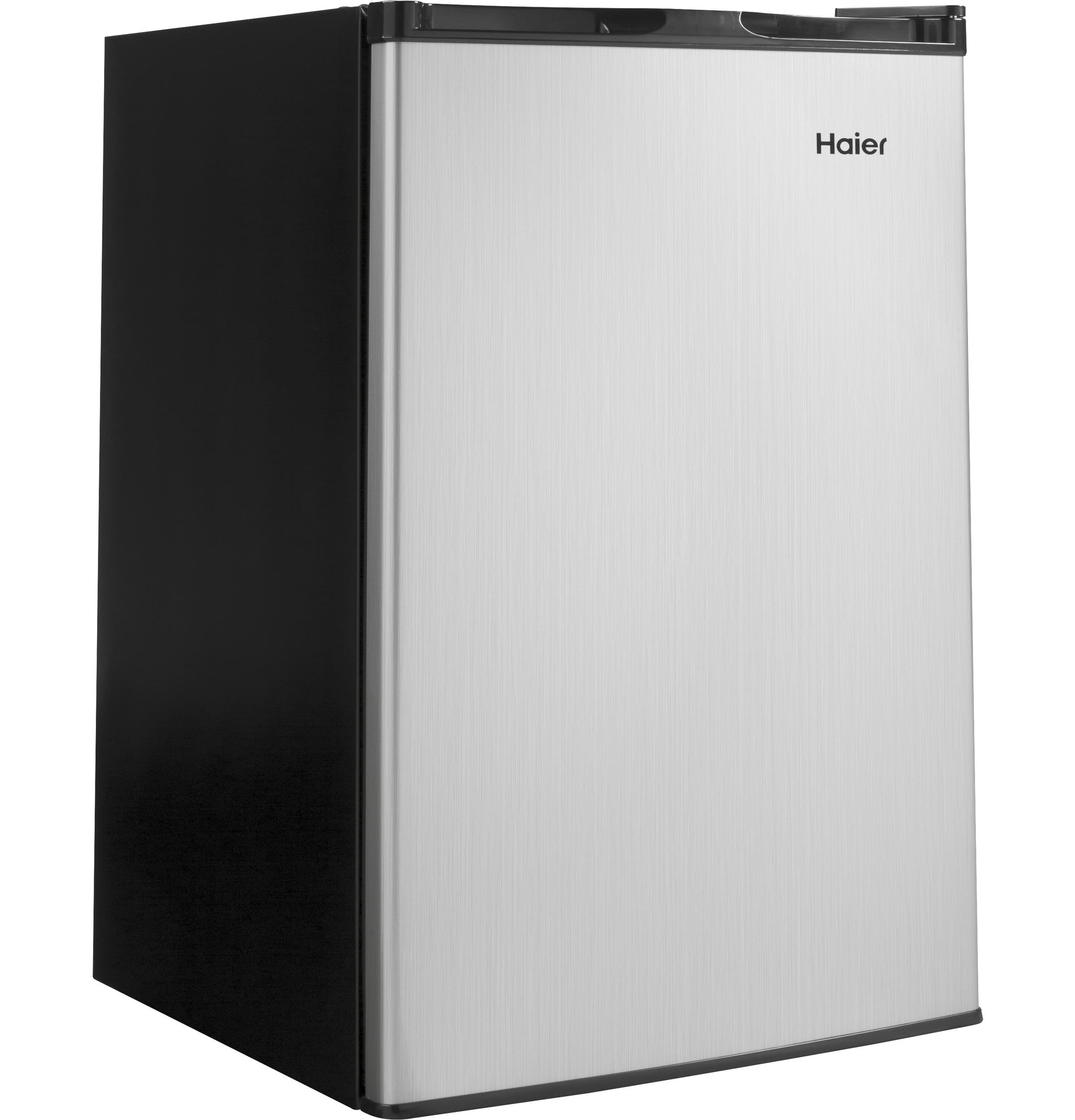Model: HC46SF10SV | Haier 4.5 Cu. Ft. Compact Refrigerator
