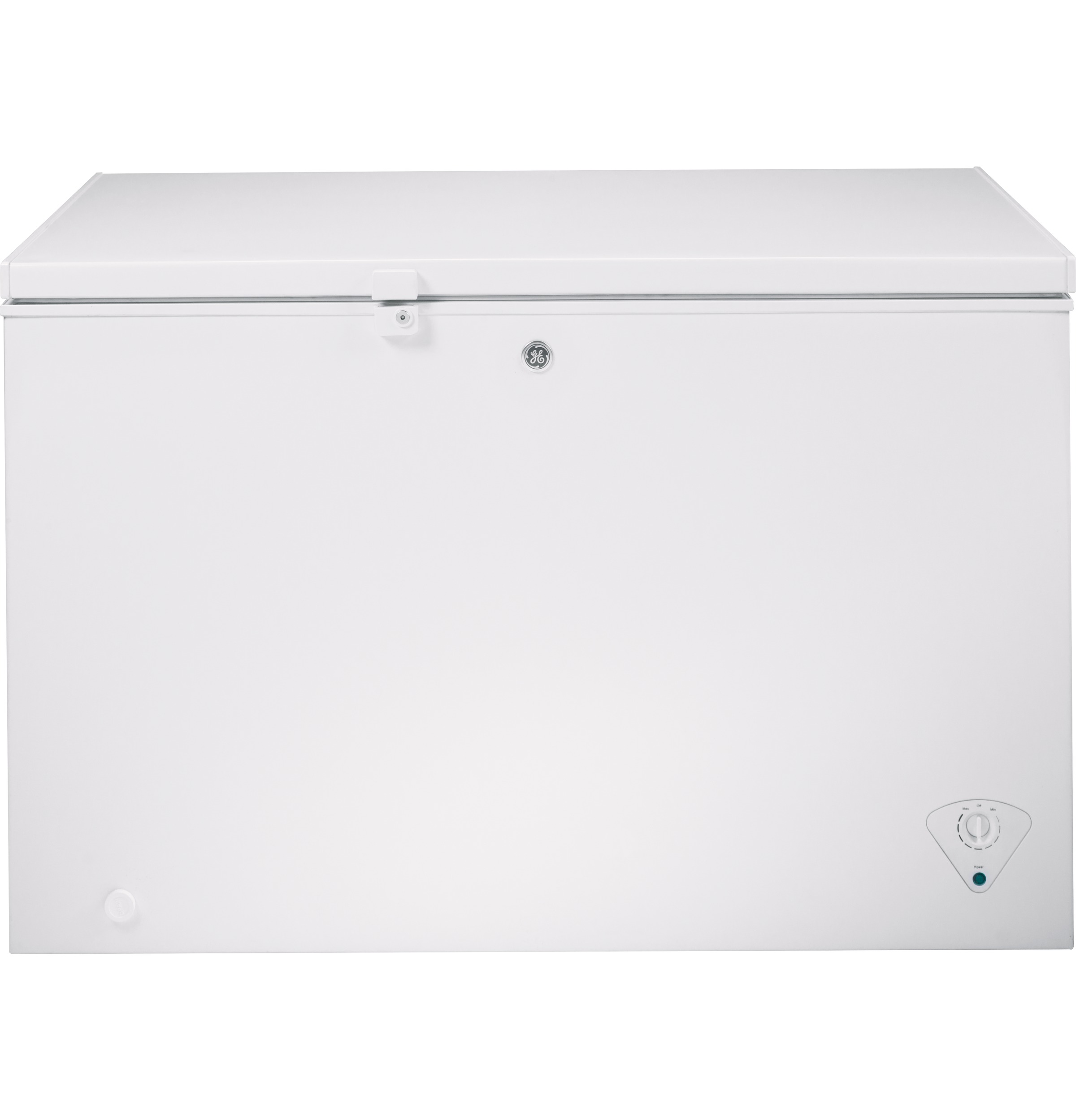 GE GE® ENERGY STAR® 10.6 Cu. Ft. Manual Defrost Chest Freezer