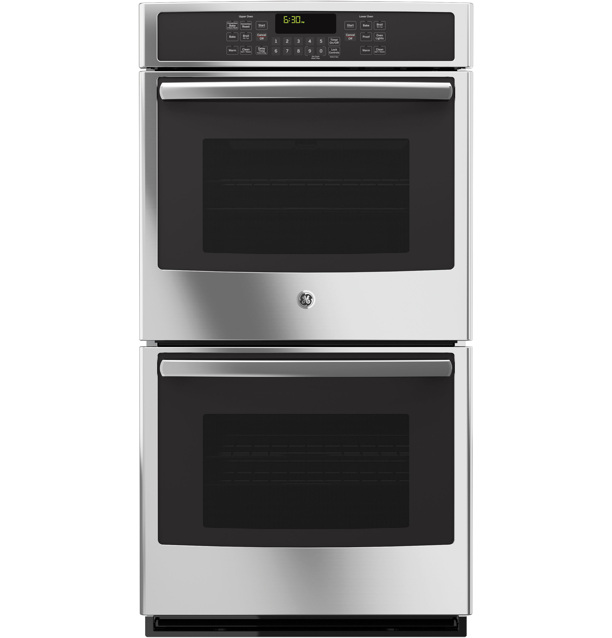 "GE GE® 27"" Built-In Double Convection Wall Oven"