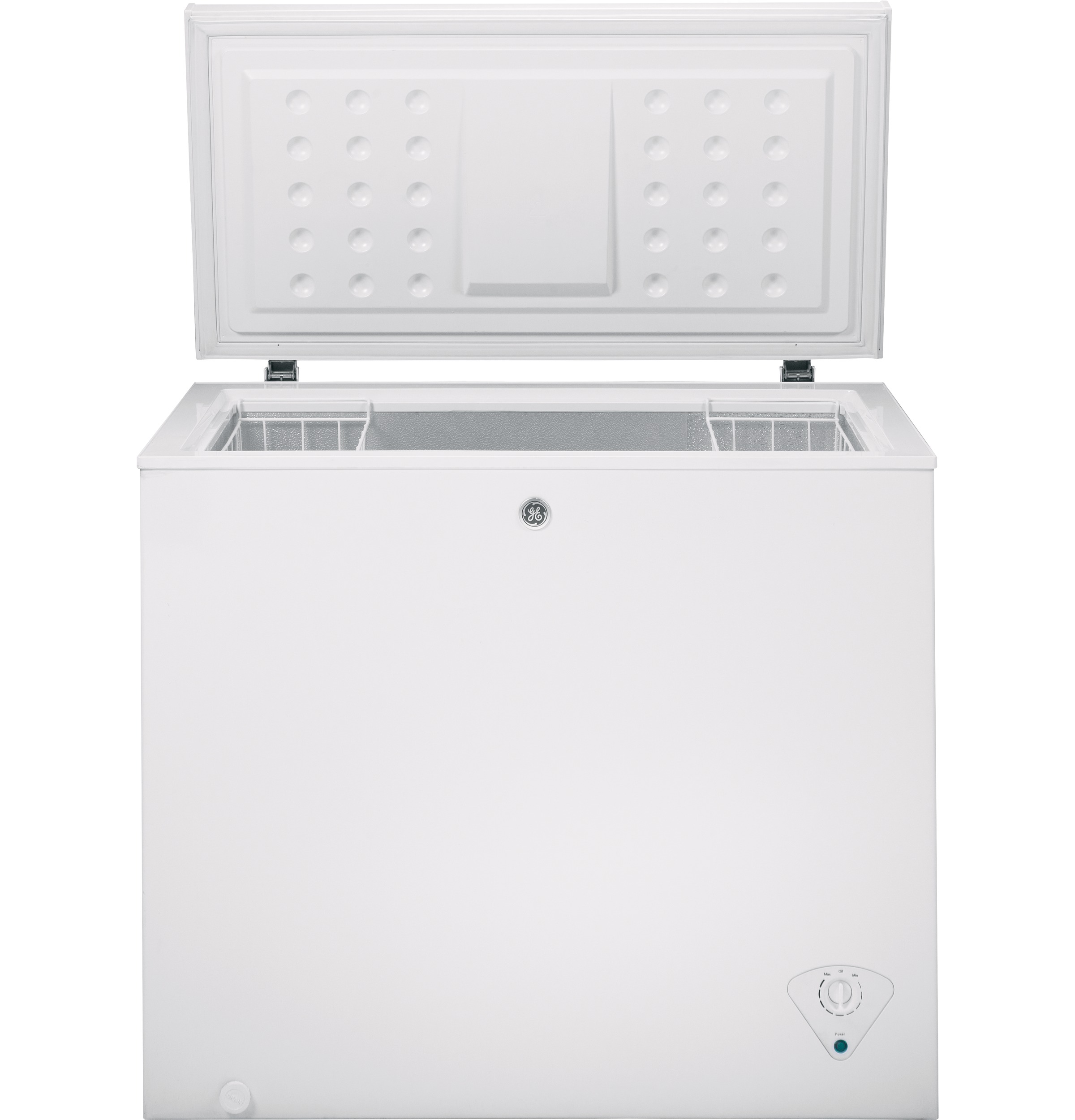 Model: FCM7SKWW | GE GE® 7.0 Cu. Ft. Manual Defrost Chest Freezer