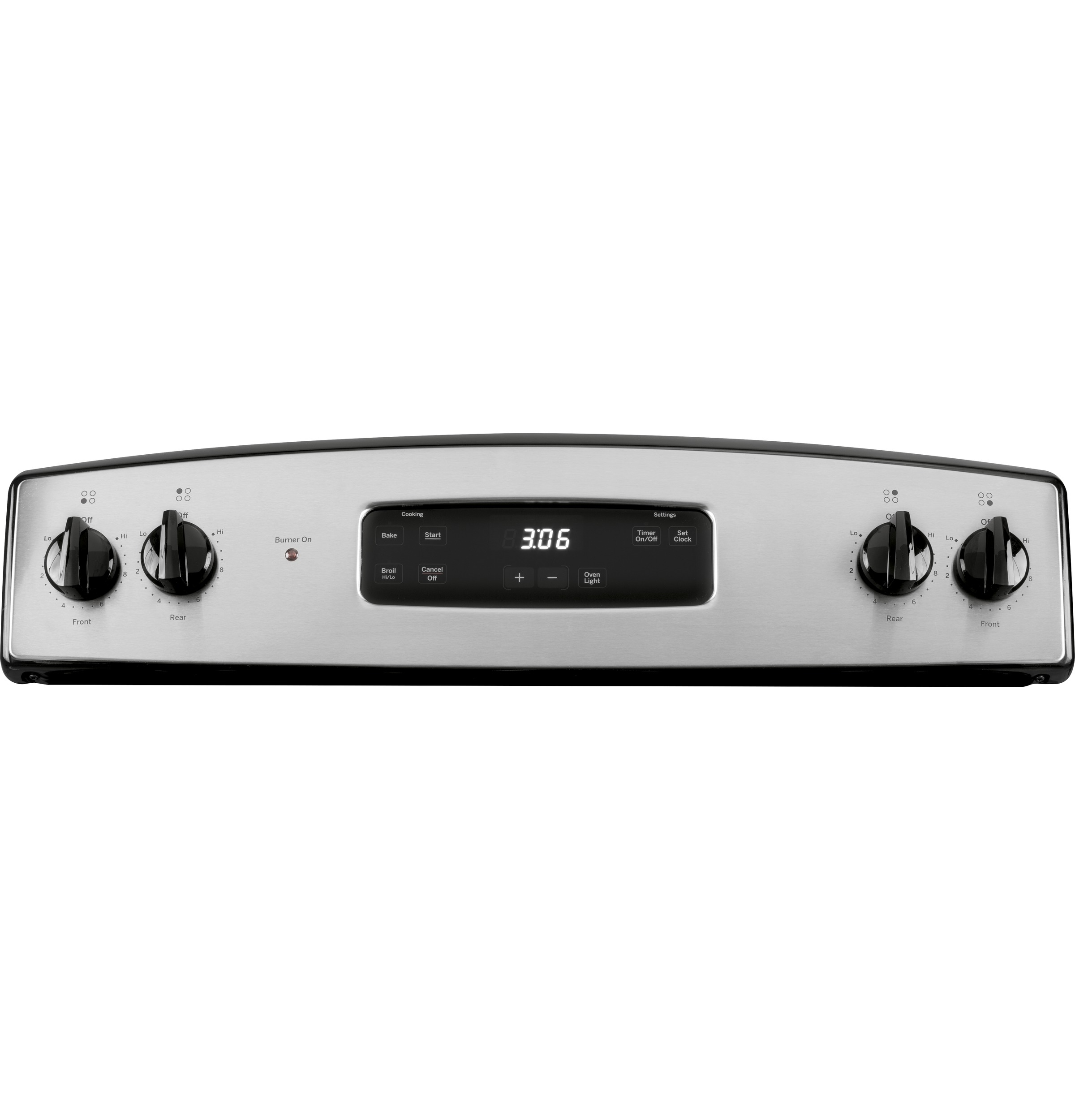 "Model: JBS360RMSS   GE GE® 30"" Free-Standing Electric Range"