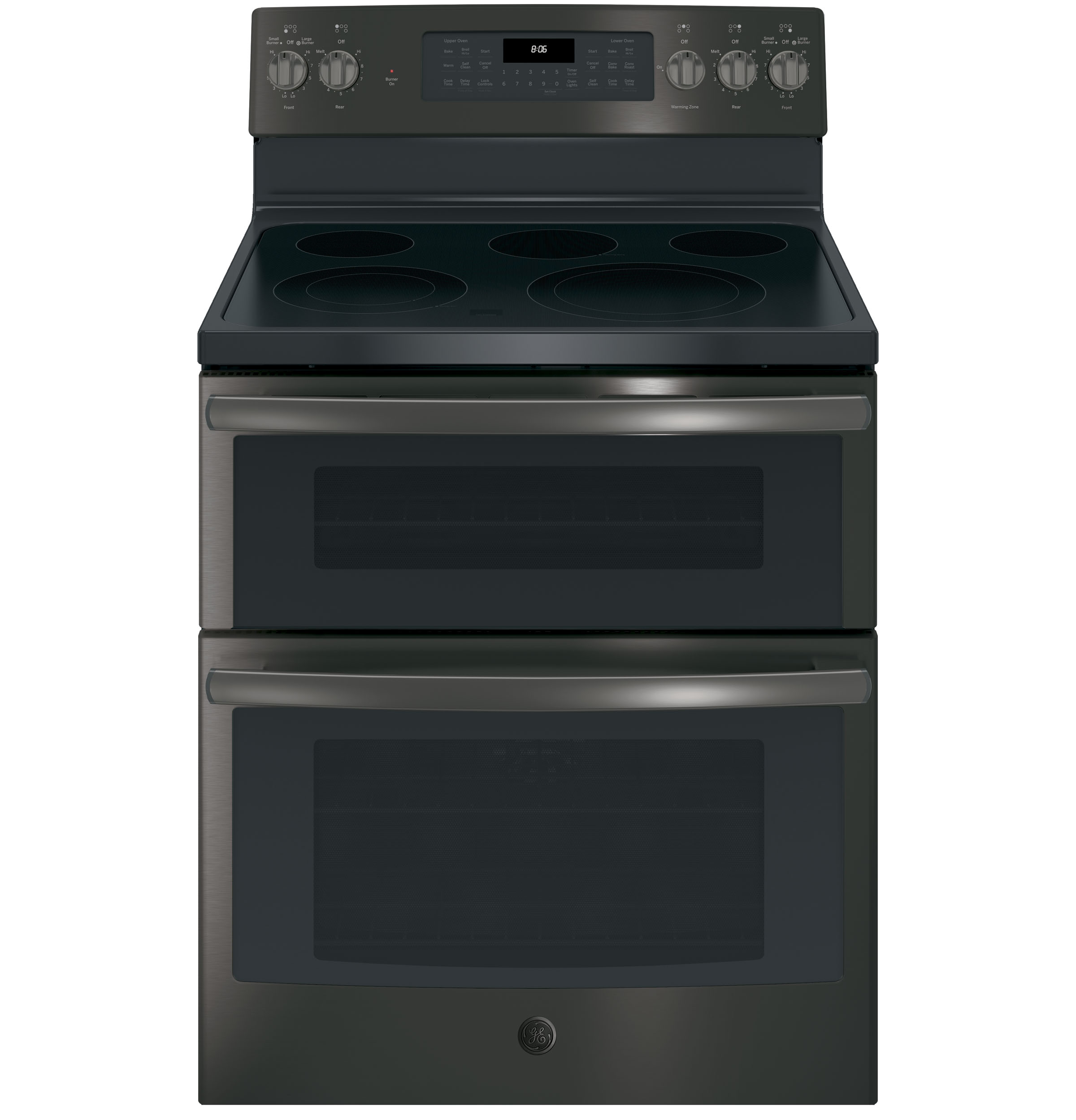 "GE GE® 30"" Free-Standing Electric Double Oven Convection Range"