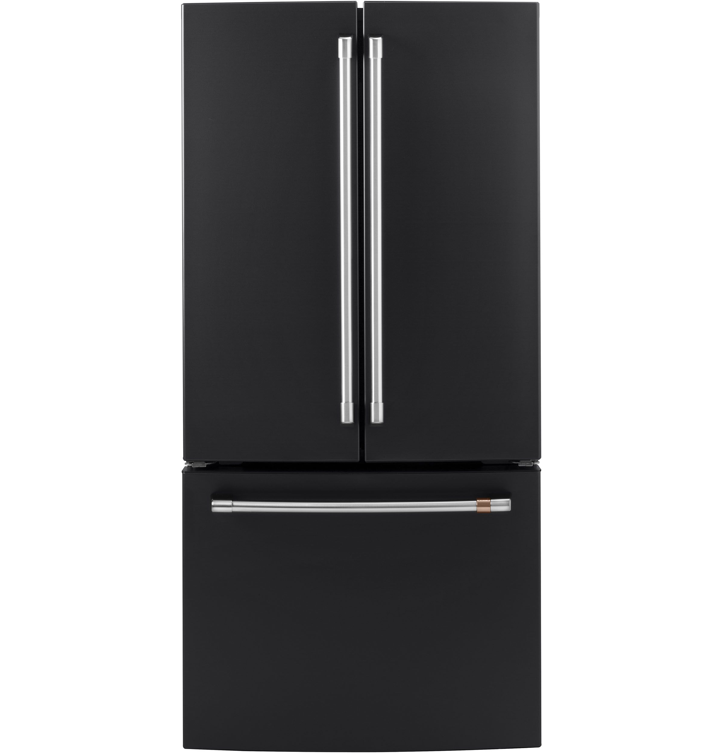Cafe Café™ ENERGY STAR® 18.6 Cu. Ft. Counter-Depth French-Door Refrigerator