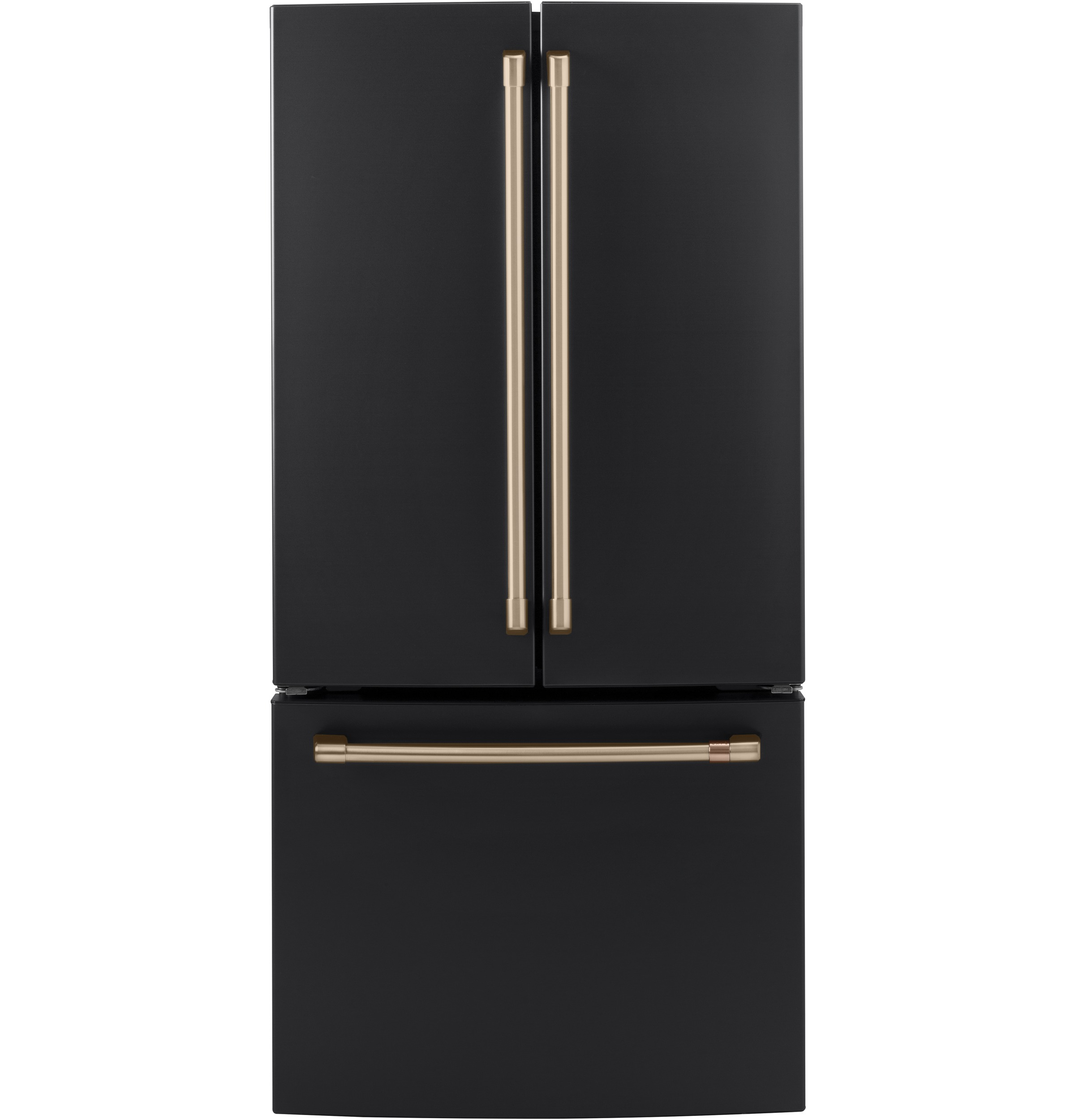 Model: CWE19SP3ND1 | Café™ ENERGY STAR® 18.6 Cu. Ft. Counter-Depth French-Door Refrigerator