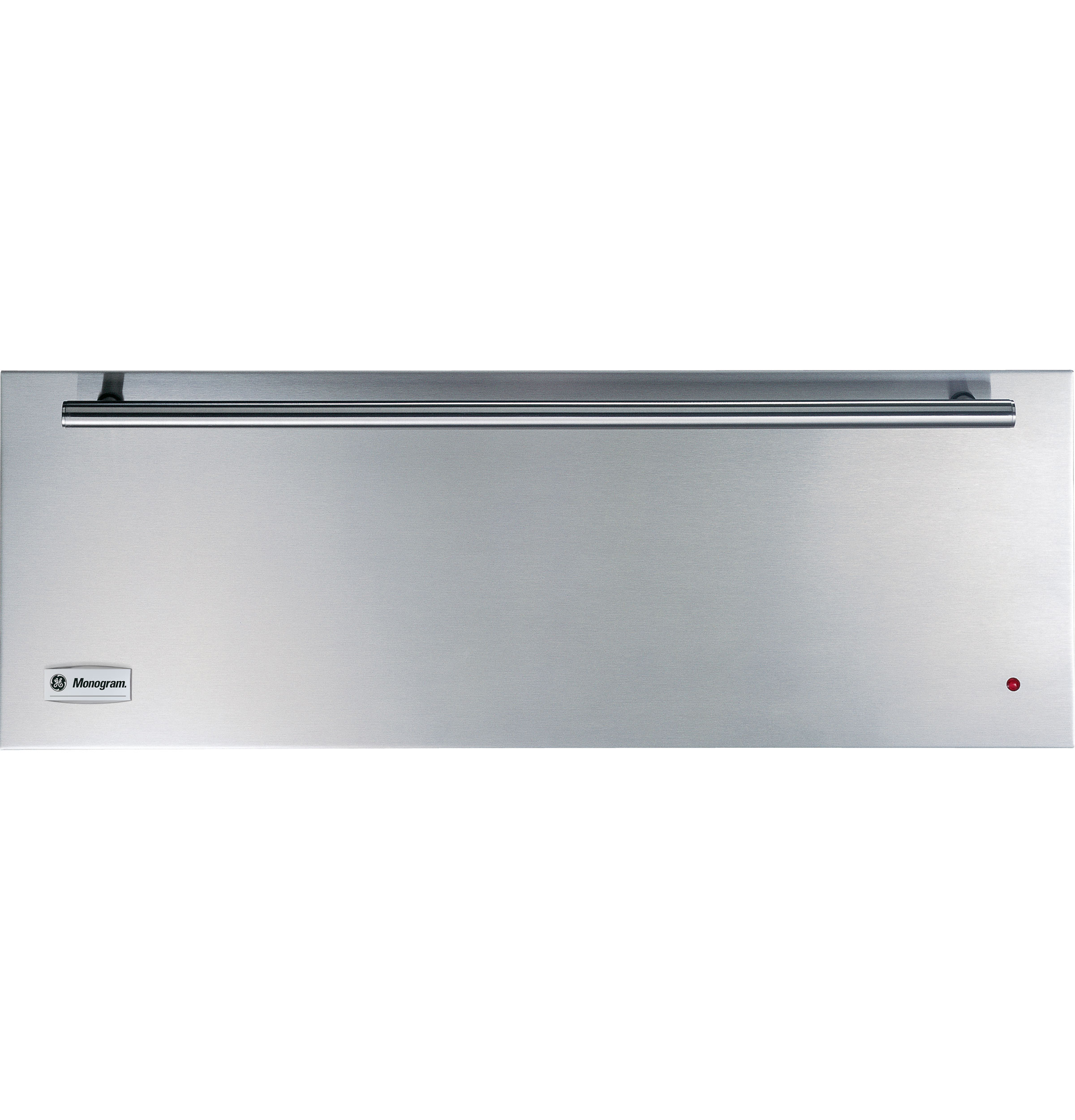"Monogram GE Monogram® 30"" Stainless Steel Warming Drawer"