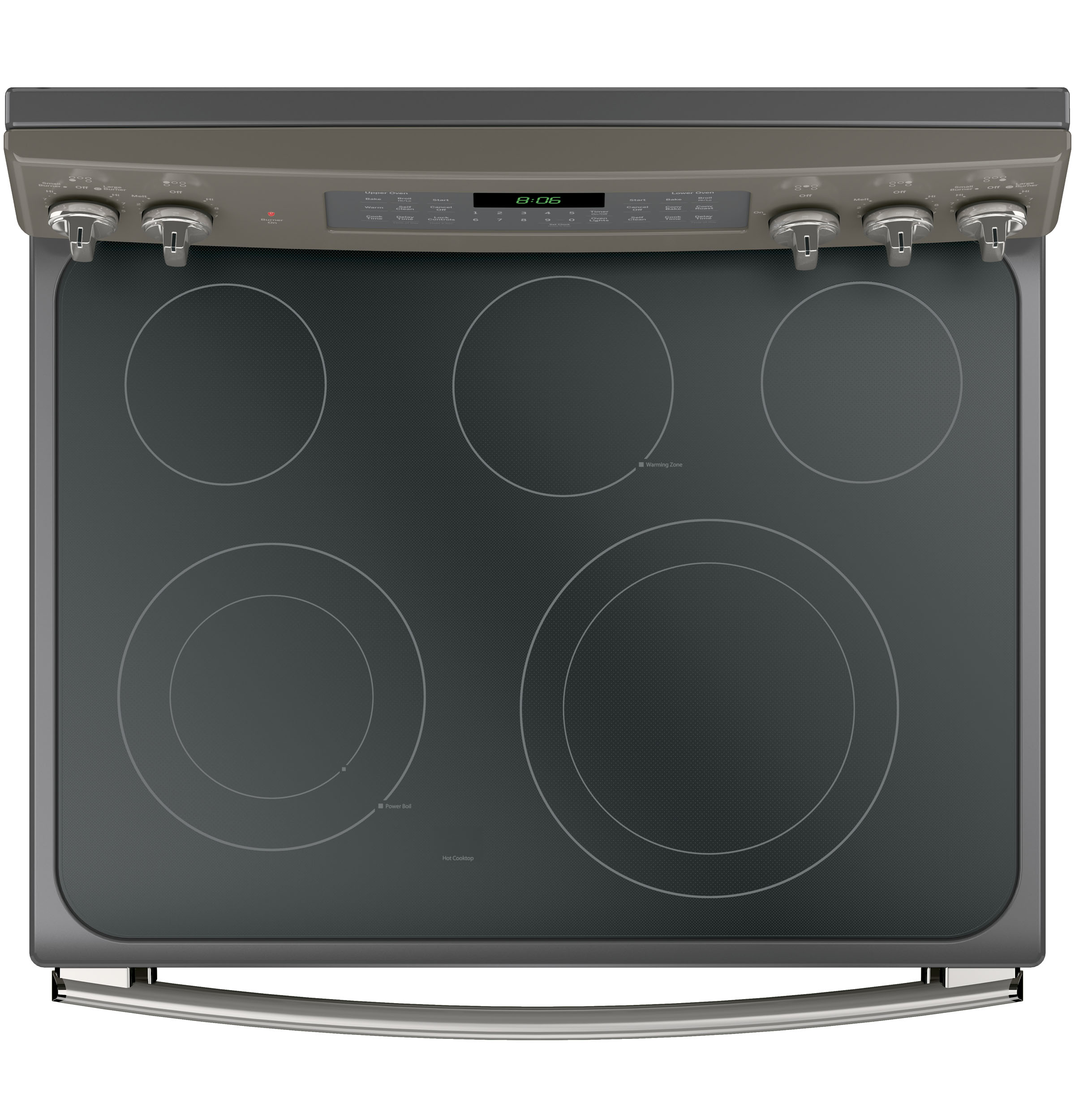 "Model: JB860EJES | GE GE® 30"" Free-Standing Electric Double Oven Convection Range"